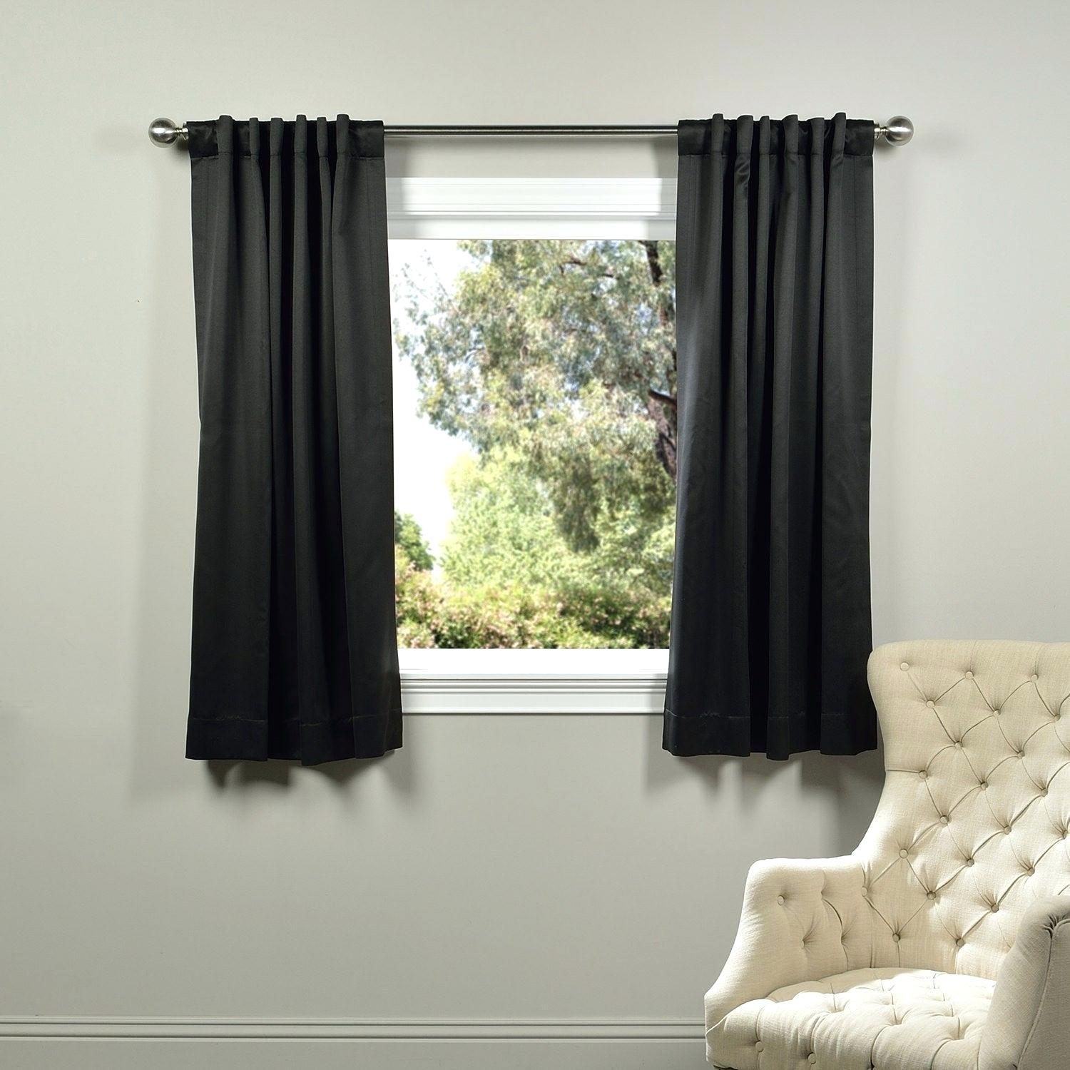 Overstock Blackout Curtains – Elevatedcreations (View 16 of 20)