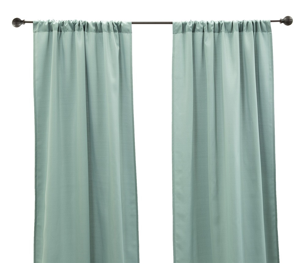 "Panel Pair 84"" Caldwell – Mineral Within Caldwell Curtain Panel Pairs (View 10 of 20)"