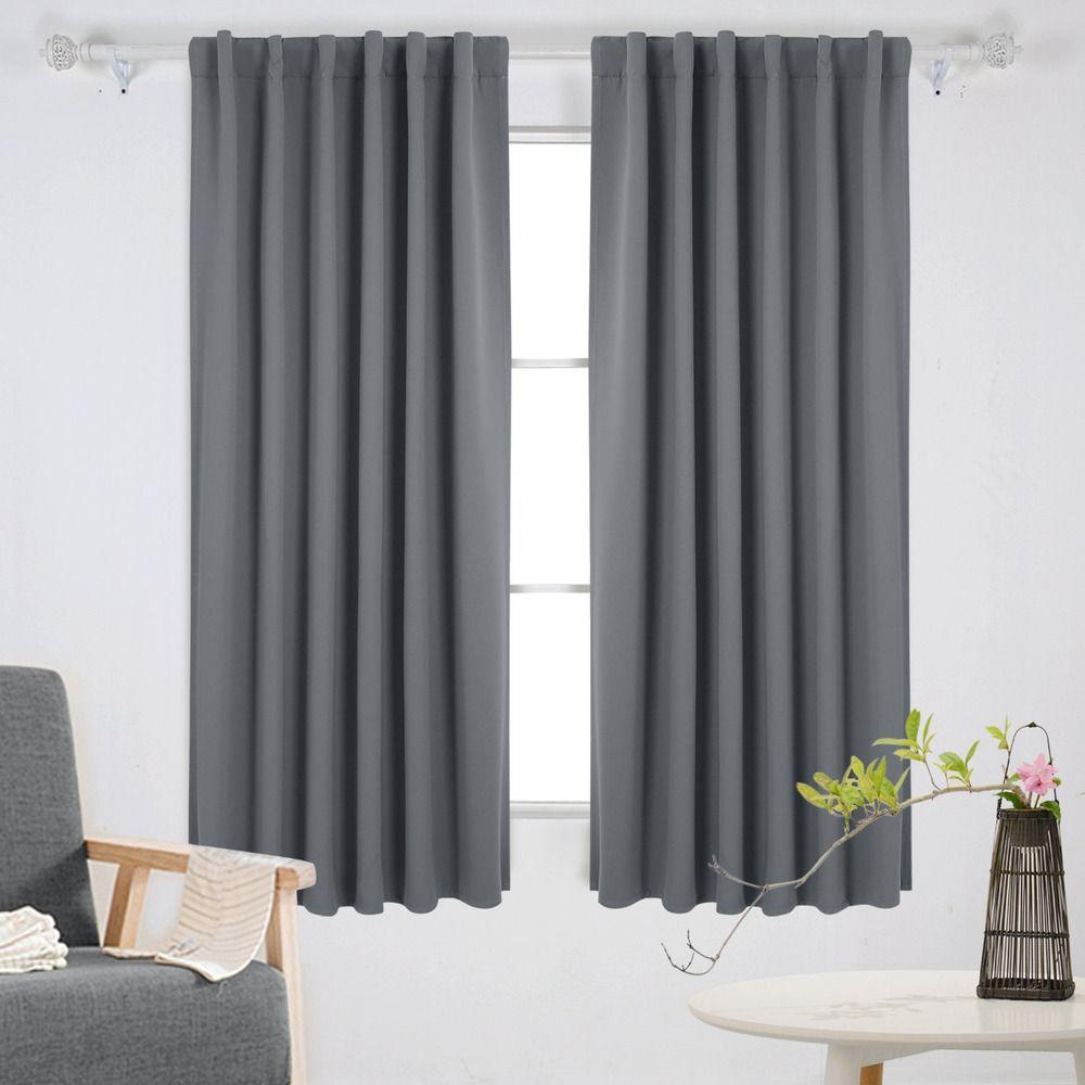 Pindeborah Isaacs On Kh   Room Darkening, Curtains Inside Embossed Thermal Weaved Blackout Grommet Drapery Curtains (View 19 of 20)