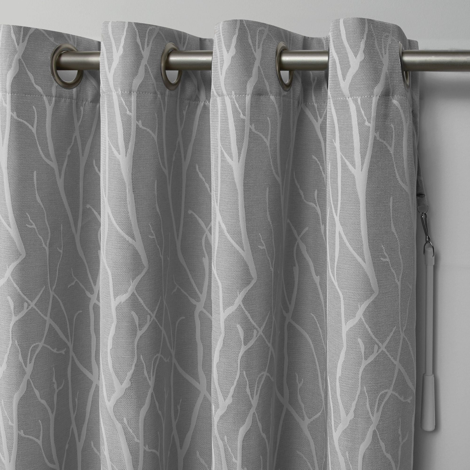 Porch & Den Davis Patio Grommet Top 84 Inch X 108 Inch Single Curtain Panel With Patio Grommet Top Single Curtain Panels (View 6 of 20)