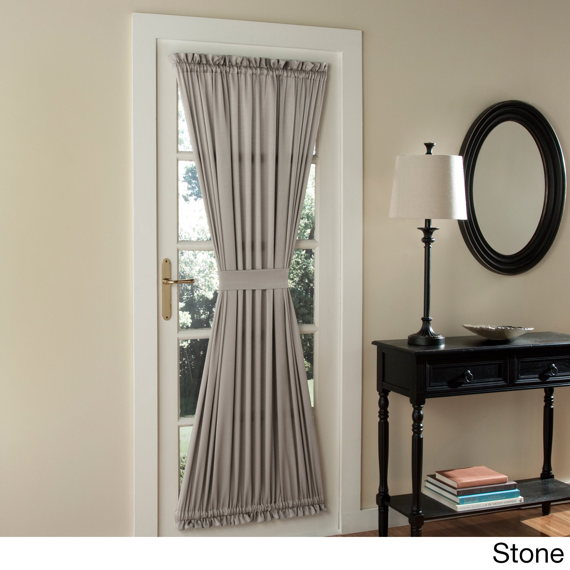 Featured Photo of Inez Patio Door Window Curtain Panels