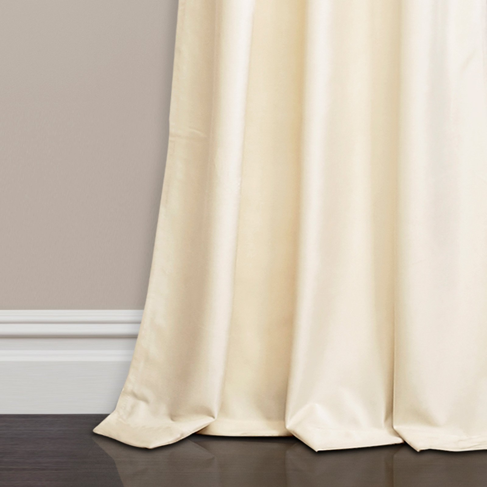 Prima Velvet Solid Room Darkening Window Curtain Set Intended For Velvet Solid Room Darkening Window Curtain Panel Sets (View 23 of 30)