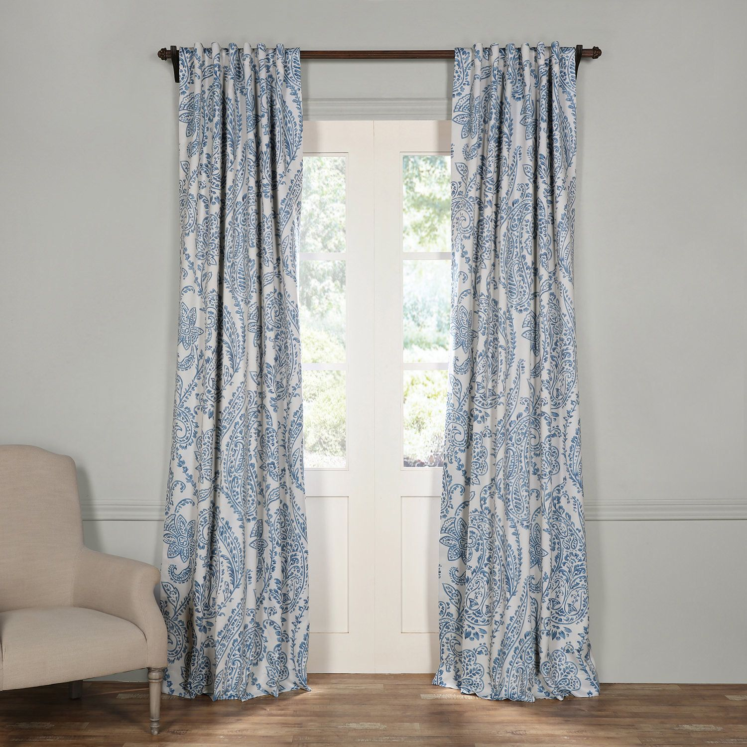 Prtw – Popular Pinterest Intended For Sarong Grey Printed Cotton Pole Pocket Single Curtain Panels (View 15 of 20)