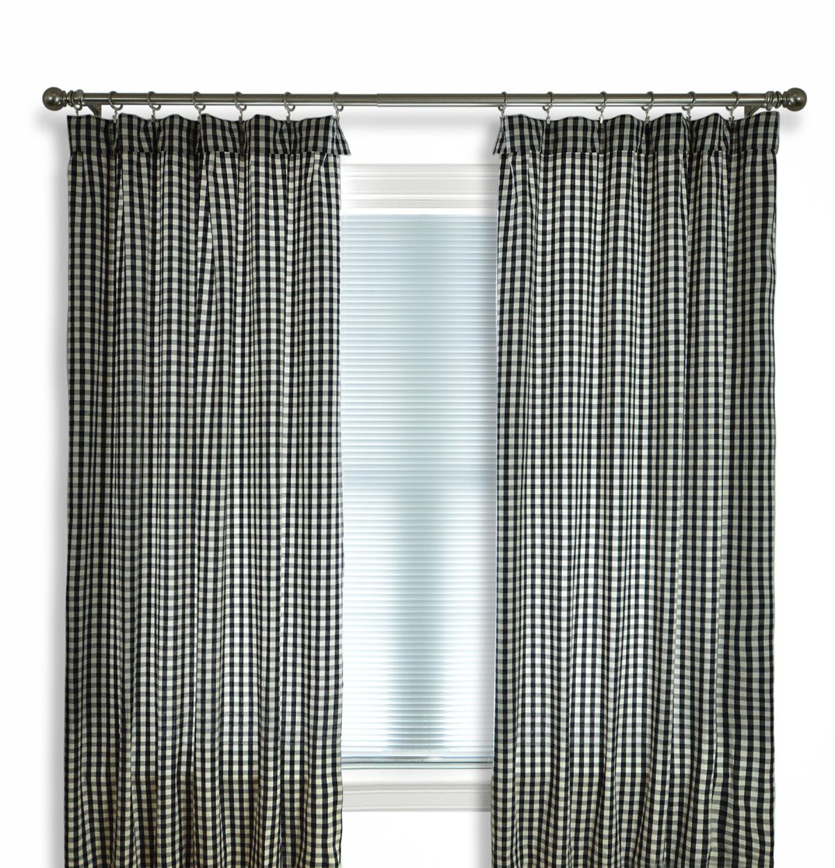Rod Pocket Curtains – Thecurtainshop With Tuscan Thermal Backed Blackout Curtain Panel Pairs (View 18 of 30)