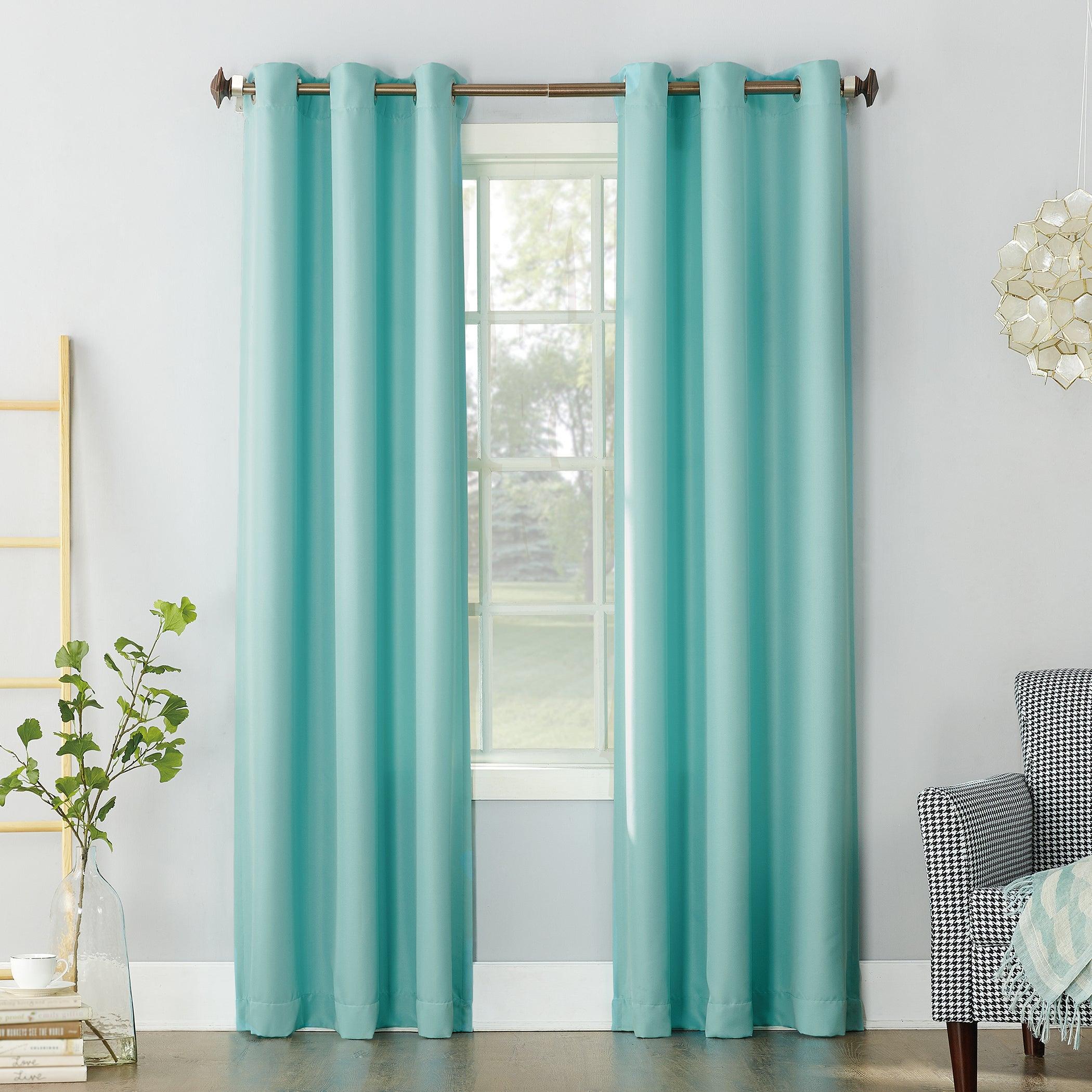 Shop Copper Grove Speedwell Grommet Window Curtain Panel Pertaining To Copper Grove Speedwell Grommet Window Curtain Panels (View 16 of 20)