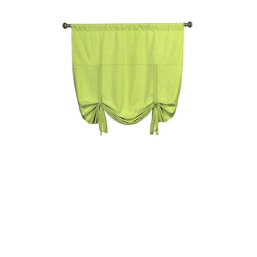 Shop Eclipse Kendall 63 In Lime Polyester Rod Pocket For Eclipse Kendall Blackout Window Curtain Panels (View 19 of 20)