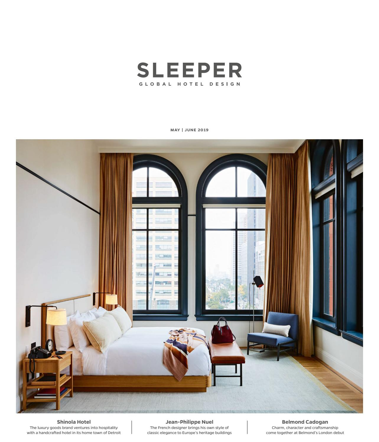 Sleeper May/june 2019 – Issue 84mondiale Media – Issuu With Luxury Collection Summit Sheer Curtain Panel Pairs (View 18 of 20)