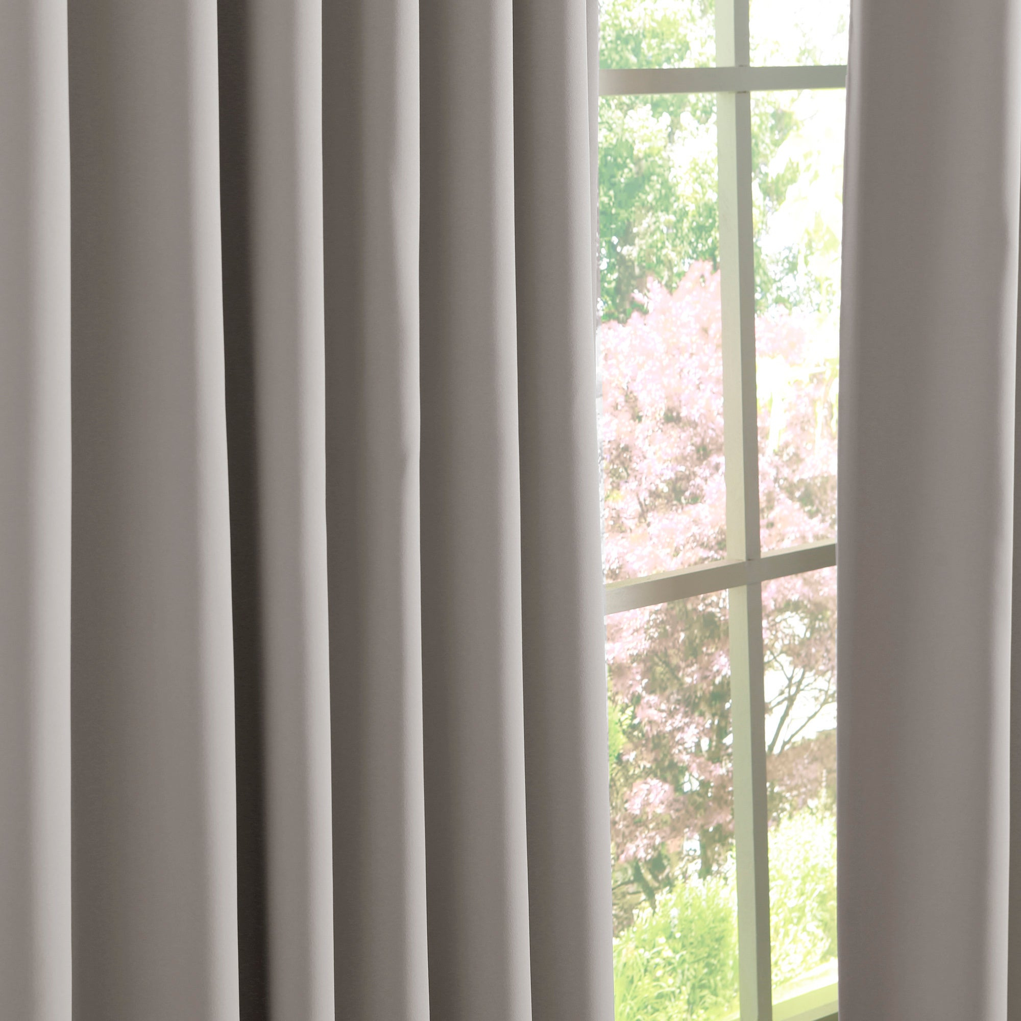 Solid Insulated Thermal Blackout Curtain Panel Pair In Solid Insulated Thermal Blackout Curtain Panel Pairs (View 15 of 30)