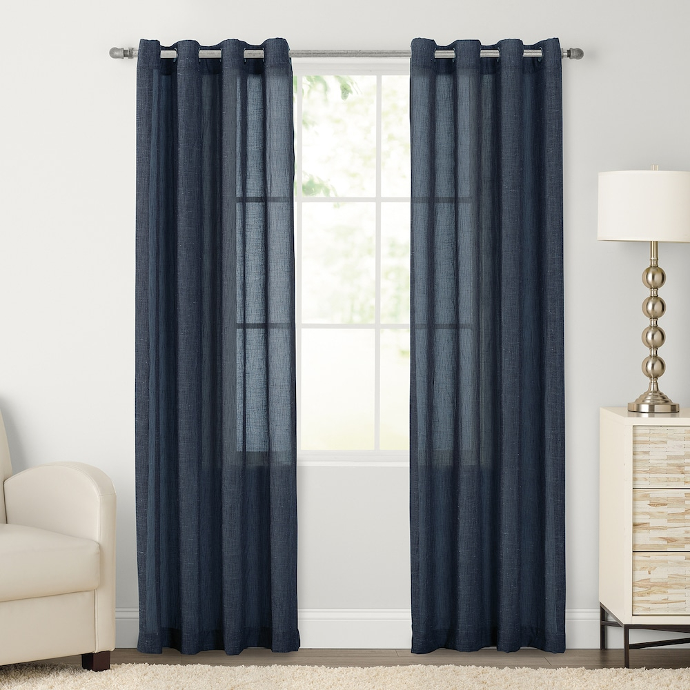 Sonoma Goods For Life Sonoma Goods For Life 2 Pack Ayden Throughout Chester Polyoni Pintuck Curtain Panels (View 13 of 20)