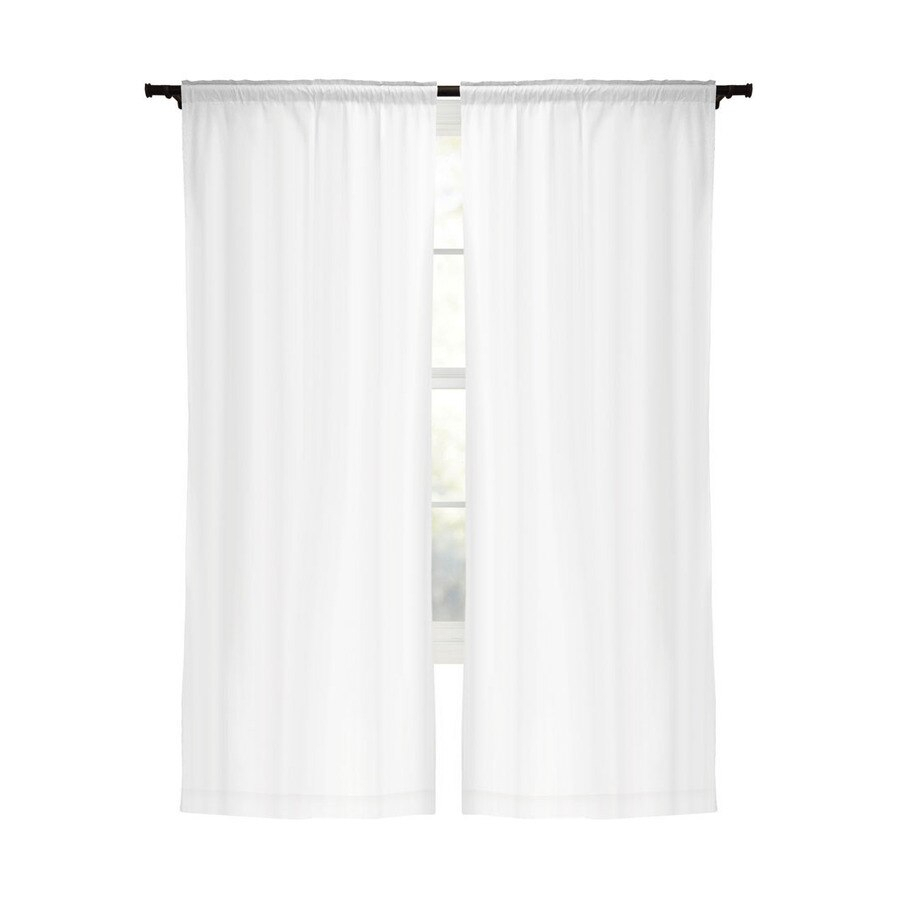 Sun Blocking Curtains Lowes | Flisol Home In Thermal Rod Pocket Blackout Curtain Panel Pairs (View 18 of 30)