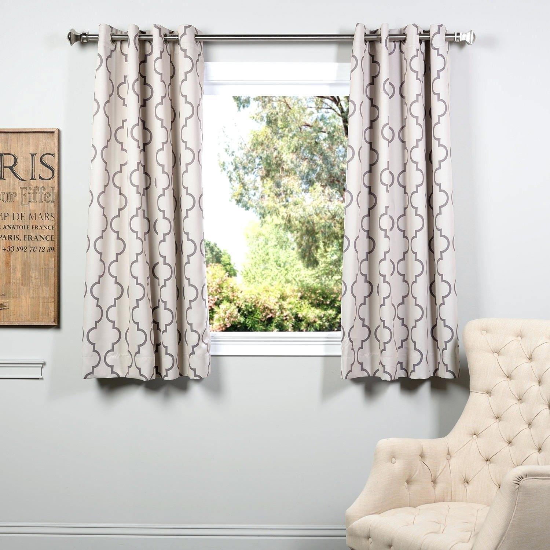 Tan Blackout Curtains – Emprender (Image 20 of 22)