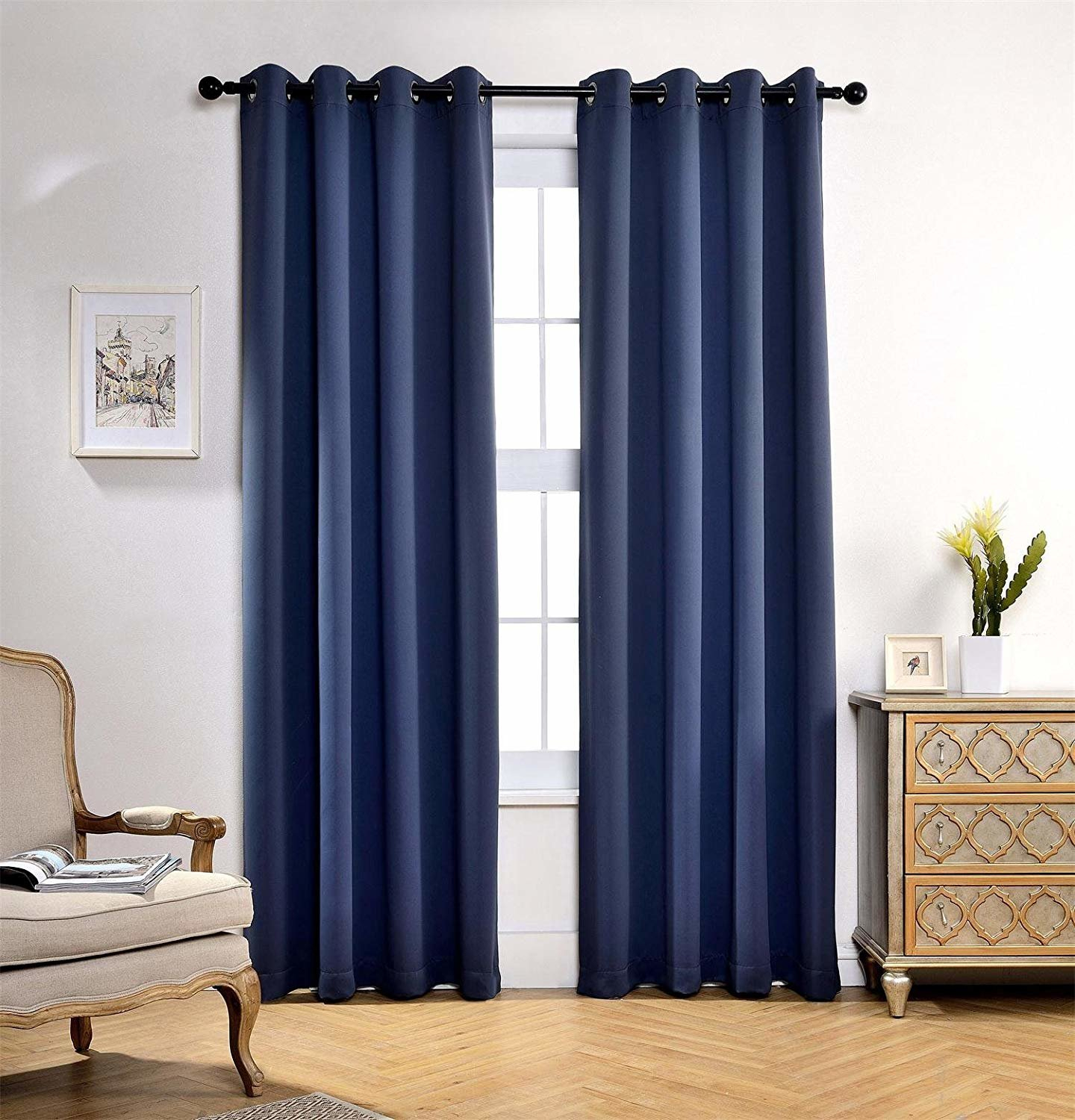 The 5 Best Blackout Curtains, According To Reviewers | Bob Vila For All Seasons Blackout Window Curtains (Image 18 of 20)