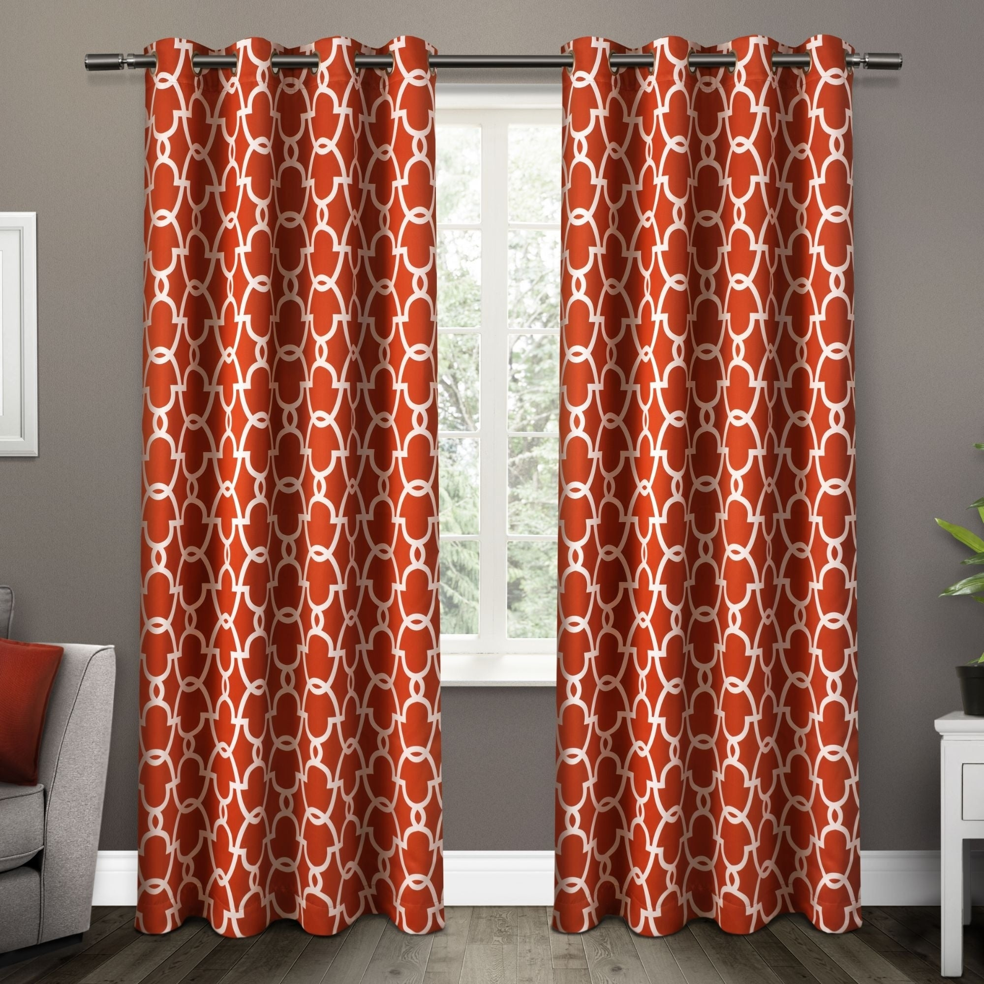 The Curated Nomad Vicksburg Thermal Woven Blackout Grommet Top Curtain Panel Pair Pertaining To The Curated Nomad Duane Blackout Curtain Panel Pairs (View 14 of 30)