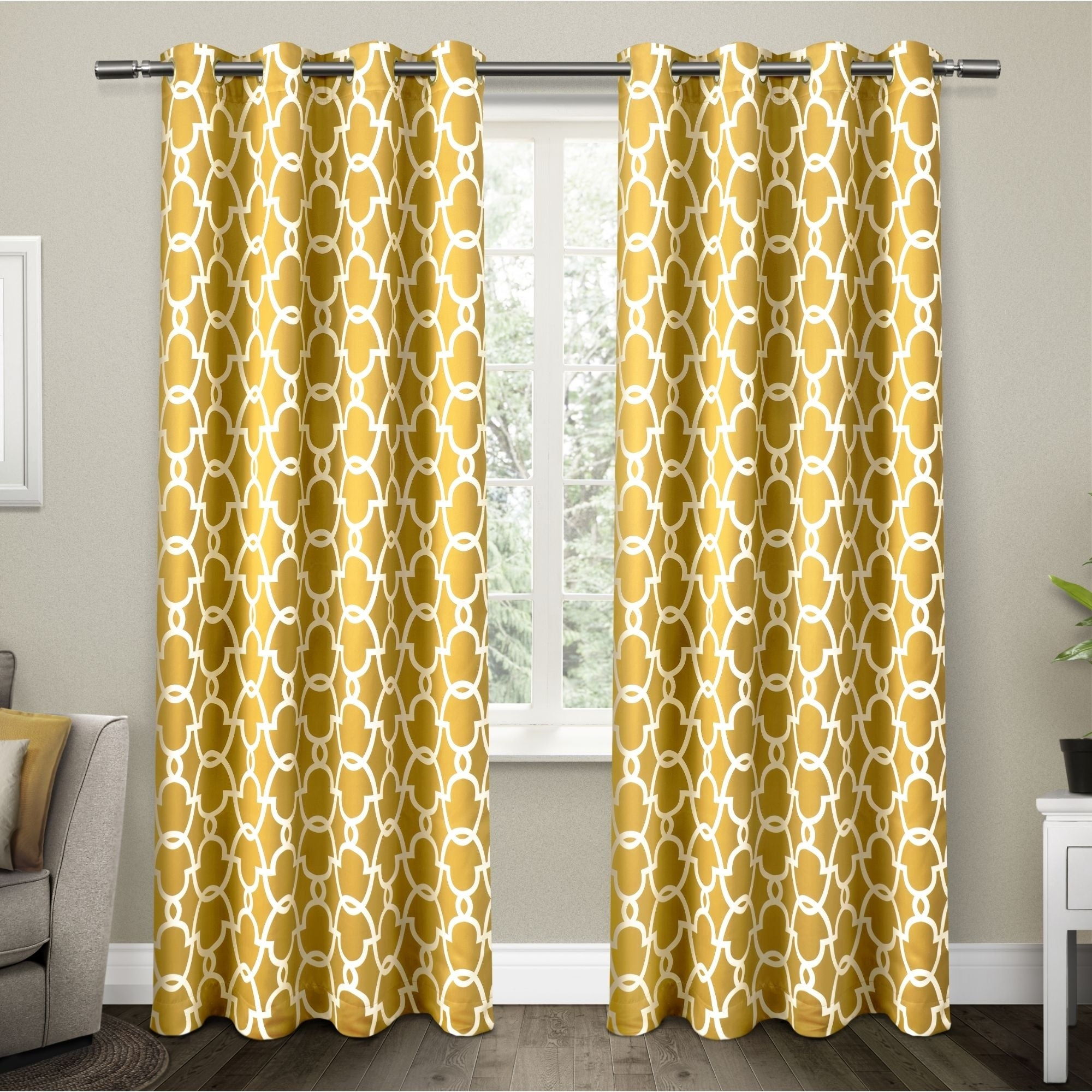 The Curated Nomad Vicksburg Thermal Woven Blackout Grommet Top Curtain Panel Pair With The Curated Nomad Duane Blackout Curtain Panel Pairs (View 21 of 30)