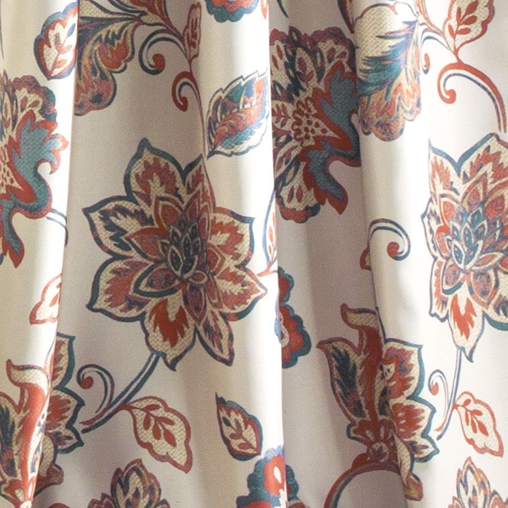 The Gray Barn Dogwood Floral Curtain Panel Pair – Free With Gray Barn Dogwood Floral Curtain Panel Pairs (View 4 of 20)
