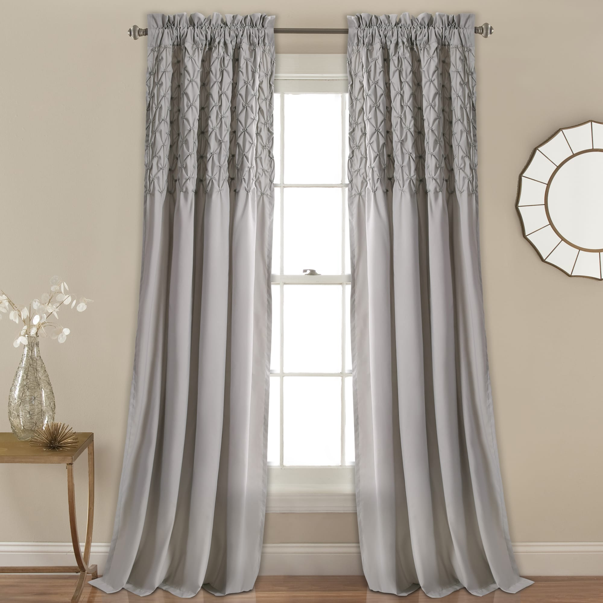 The Gray Barn Sunset Hollow Window Curtain Panel Pair For The Gray Barn Kind Koala Curtain Panel Pairs (View 2 of 30)