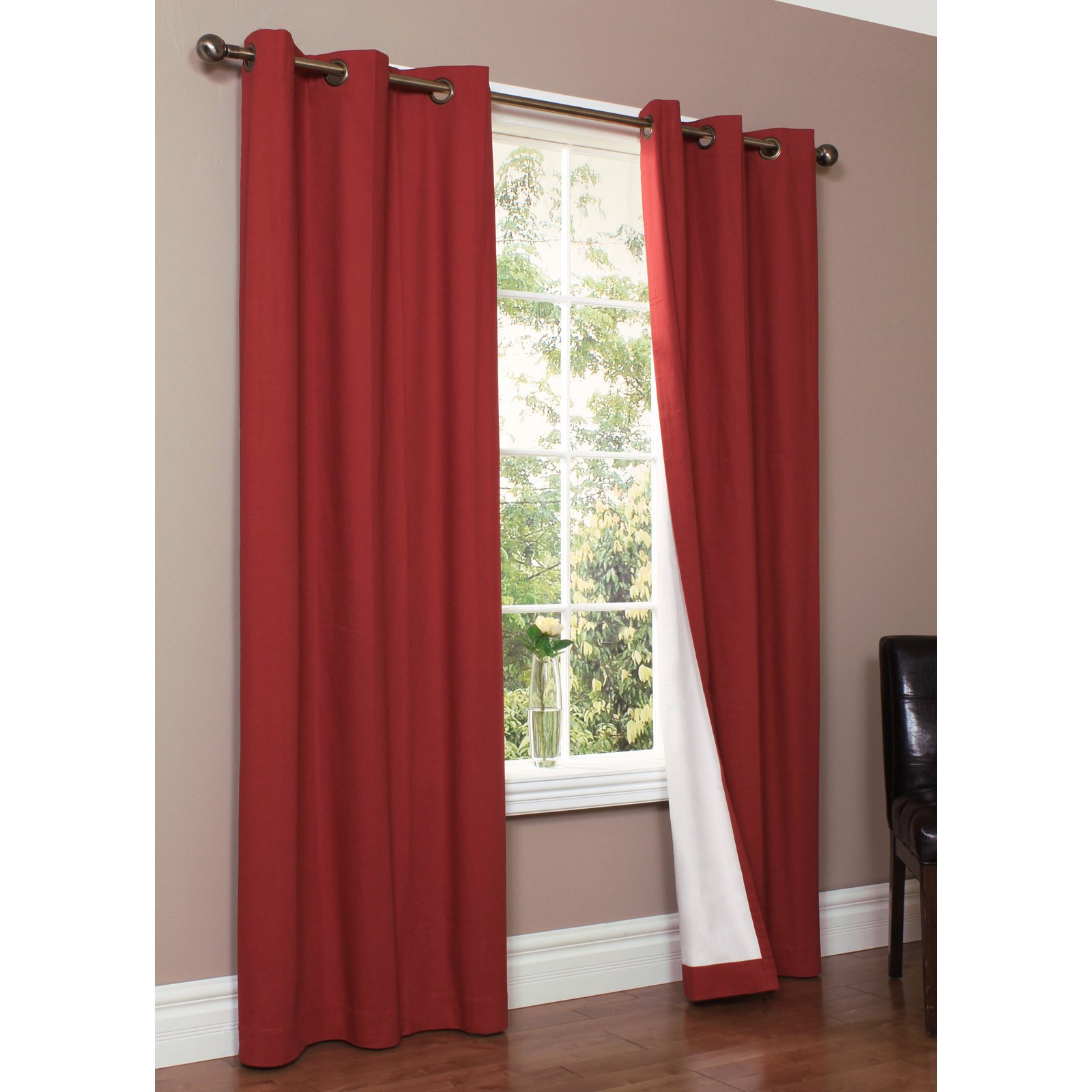 Thermalogic Weathermate Grommet Curtain Panel – One Pair With Curtain Panel Pairs (View 5 of 20)
