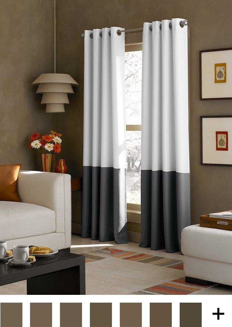Top 10 Best Budget Contemporary Panel Curtains To Buy In Regarding Edward Moroccan Pattern Room Darkening Curtain Panel Pairs (View 13 of 20)