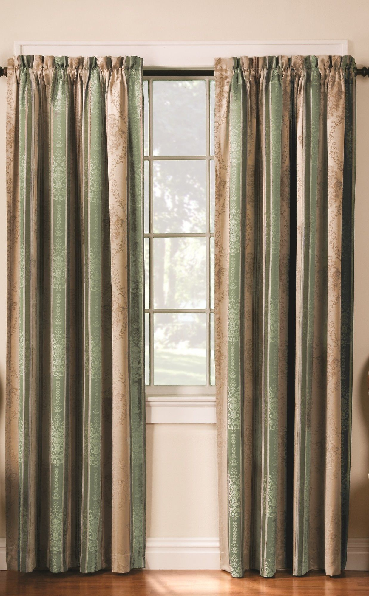 Tuscan Curtain Panel | Products | Tuscan Curtains, Drapes With Regard To Tuscan Thermal Backed Blackout Curtain Panel Pairs (View 3 of 30)