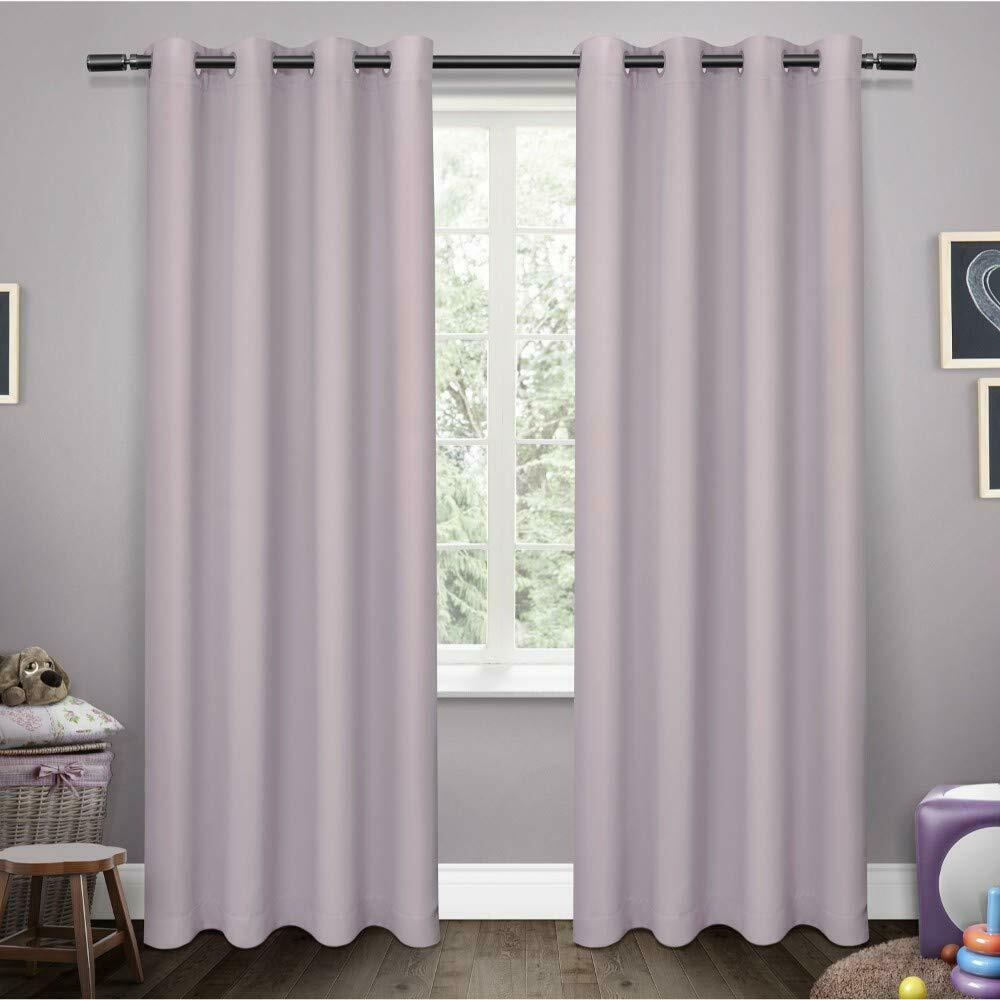 Upc 642472007790 – Sateen Blackout Kids Grommet Top Window With Sateen Twill Weave Insulated Blackout Window Curtain Panel Pairs (View 20 of 20)