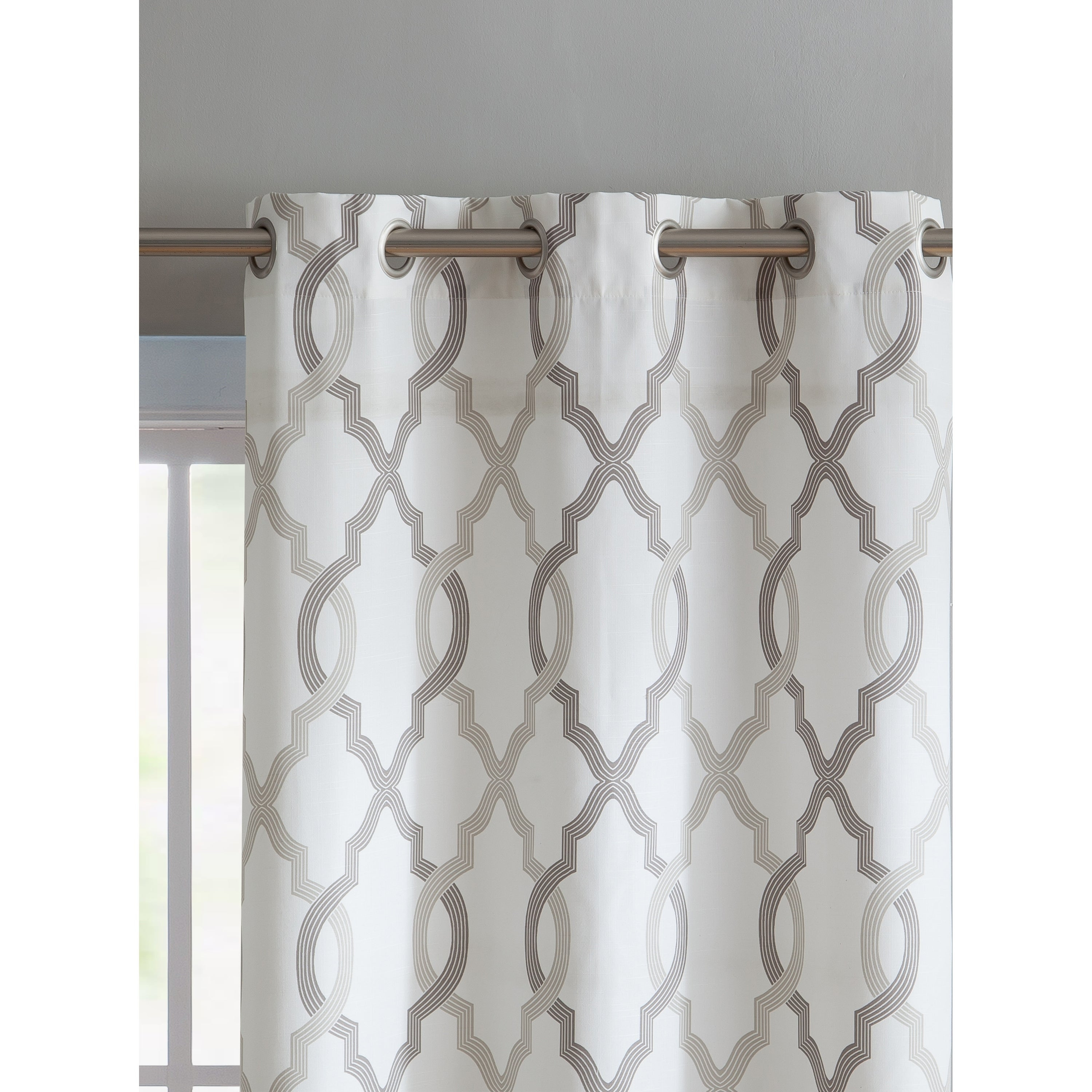 Vcny Home Caldwell Curtain Panel Pair Regarding Caldwell Curtain Panel Pairs (View 18 of 20)