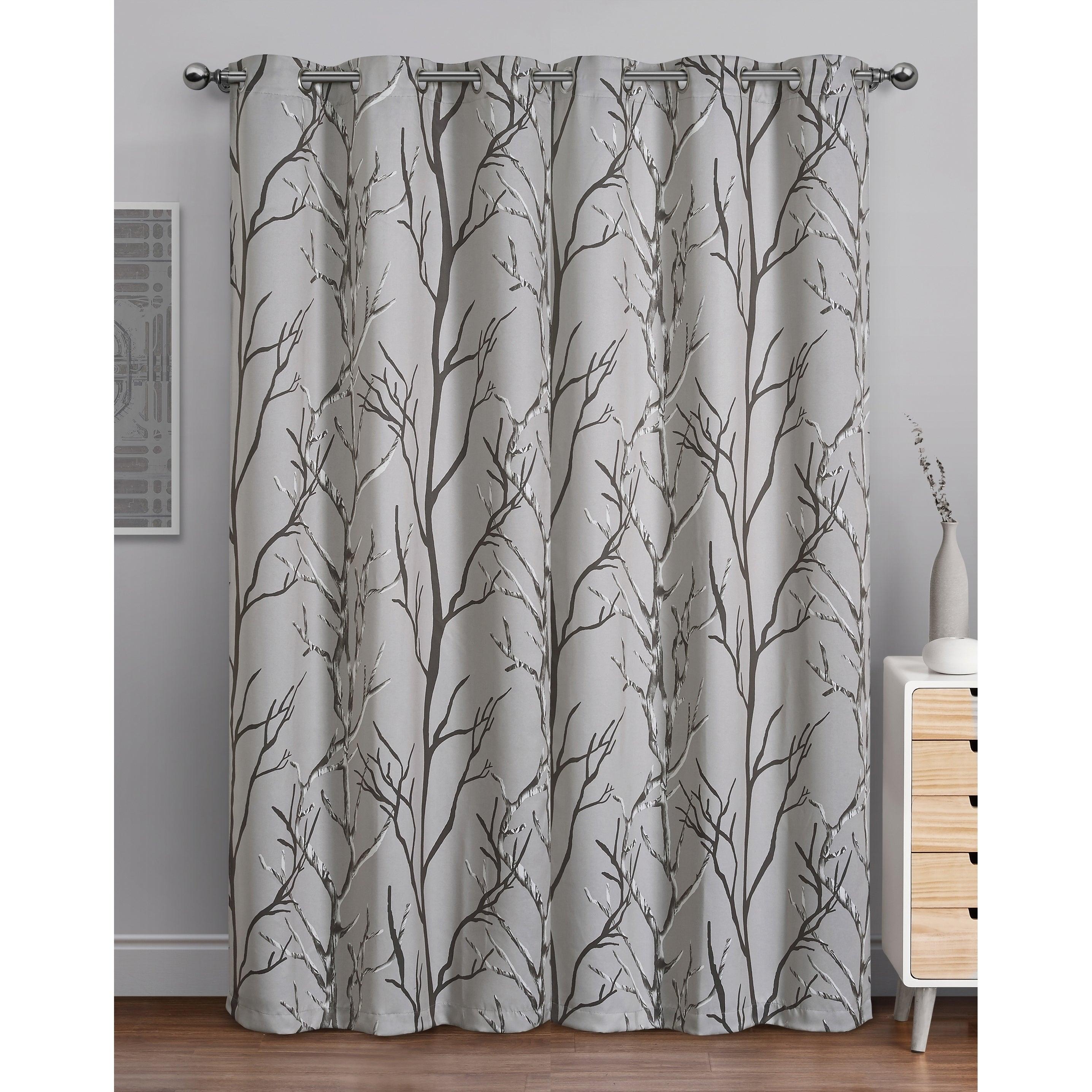 Vcny Home Keyes Blackout Single Curtain Panel Throughout Keyes Blackout Single Curtain Panels (View 2 of 20)