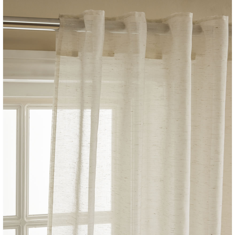 Voile Curtains See Through – Curtain Bulgarmark With Regard To Emily Sheer Voile Single Curtain Panels (View 15 of 20)
