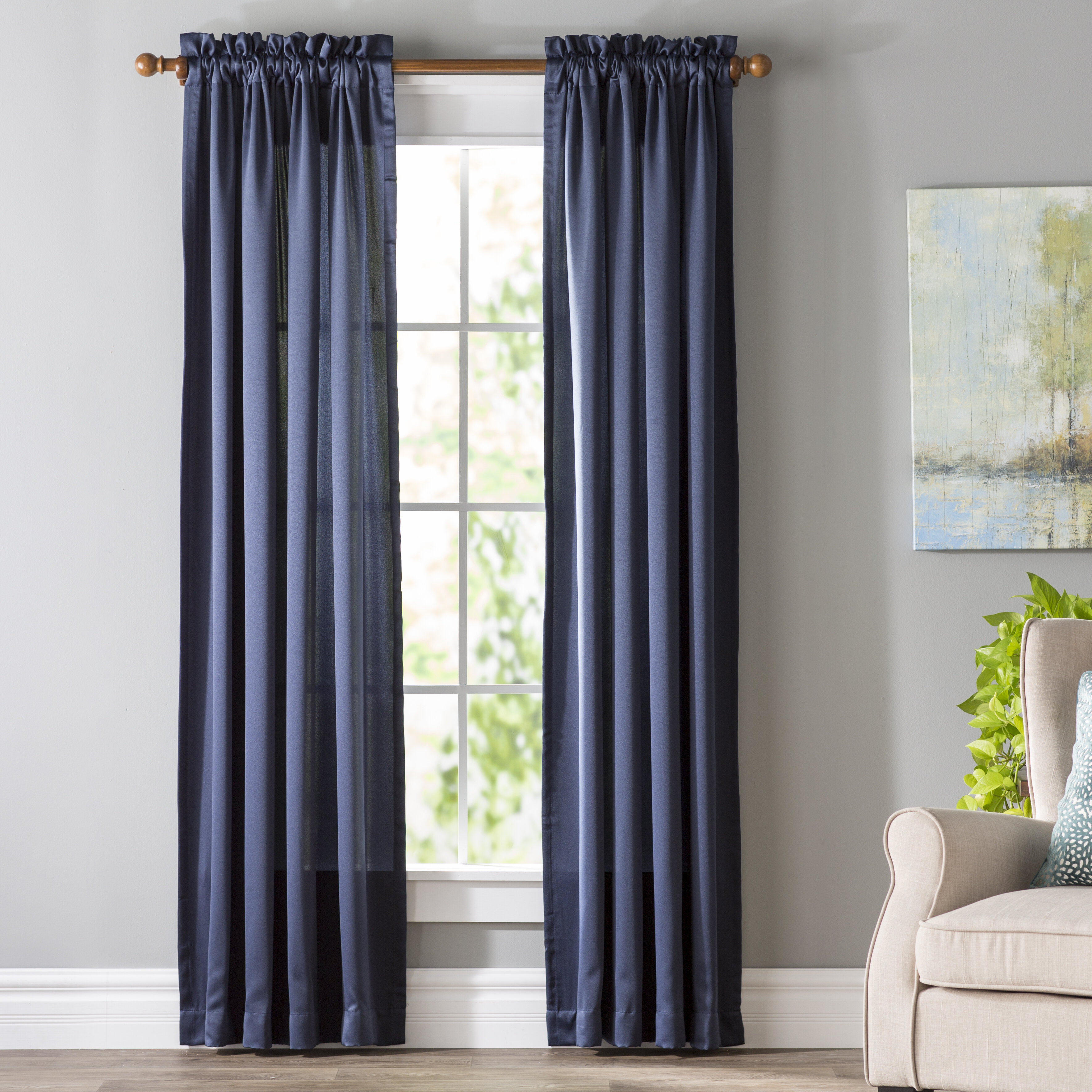 Featured Photo of Single Curtain Panels
