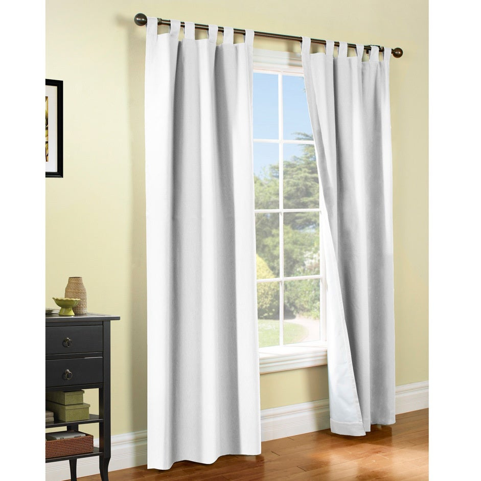 Featured Photo of Insulated Cotton Curtain Panel Pairs