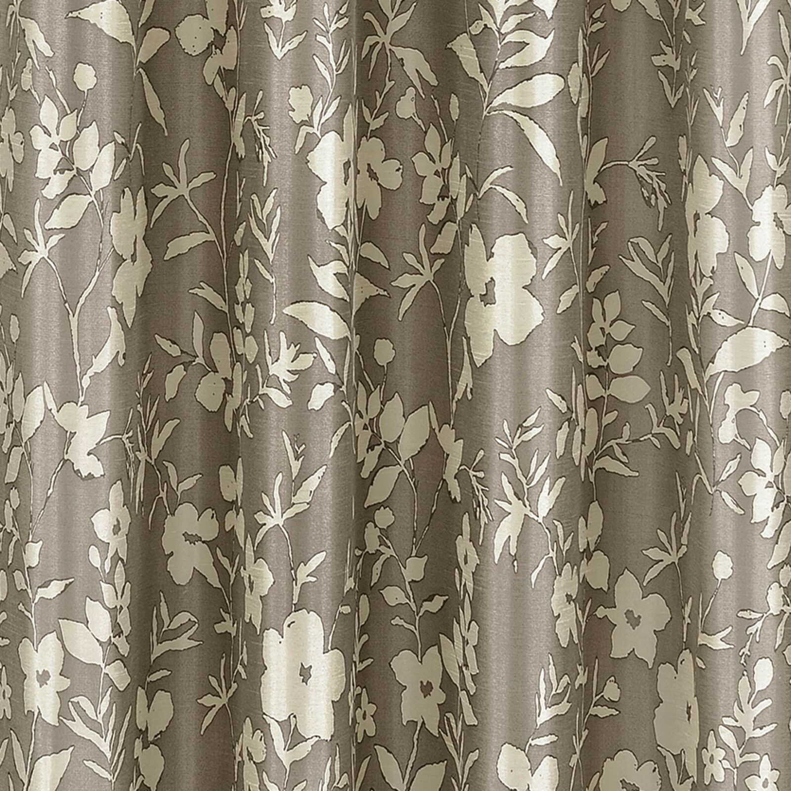 Window Elements Florabotanica Printed Faux Silk Extra Wide 54 X 84 In (View 21 of 30)