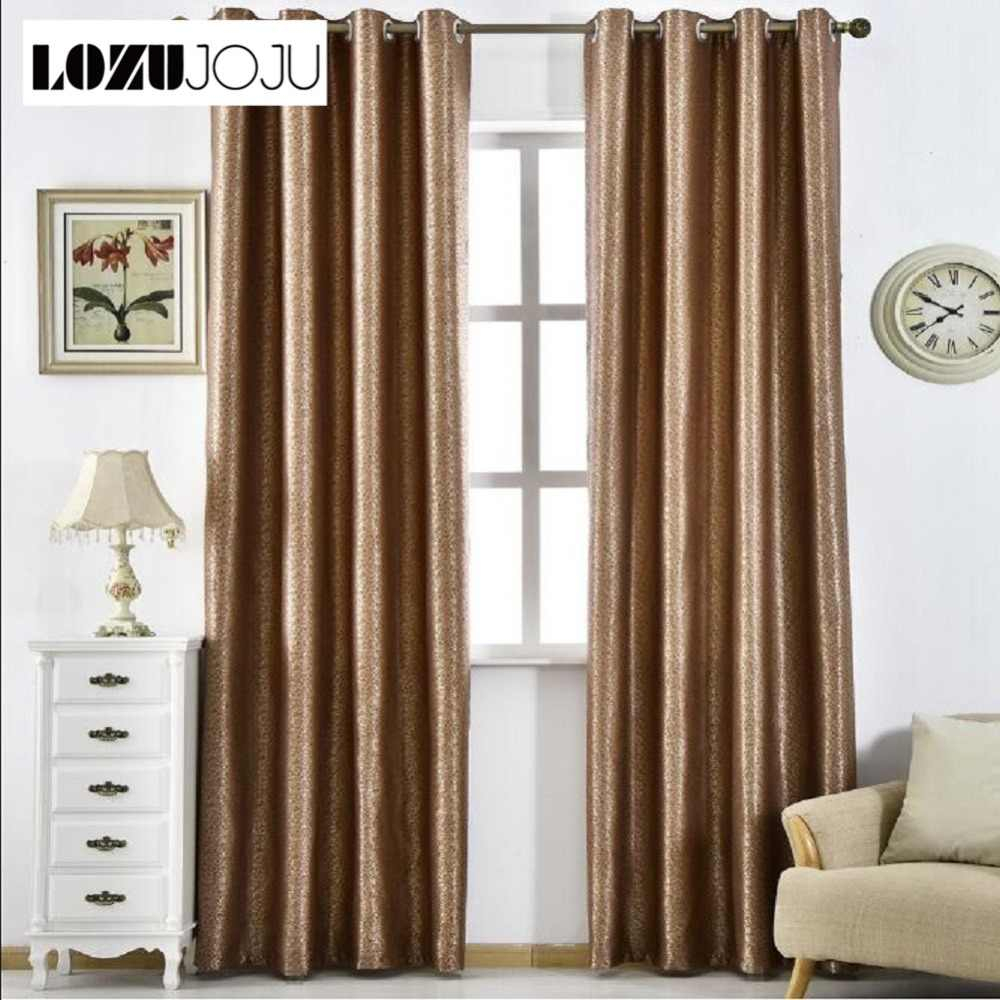 1 Piece Living Blackout Blue Style Color Solid Drape Made Intended For White Micro Striped Semi Sheer Window Curtain Pieces (Gallery 8 of 20)