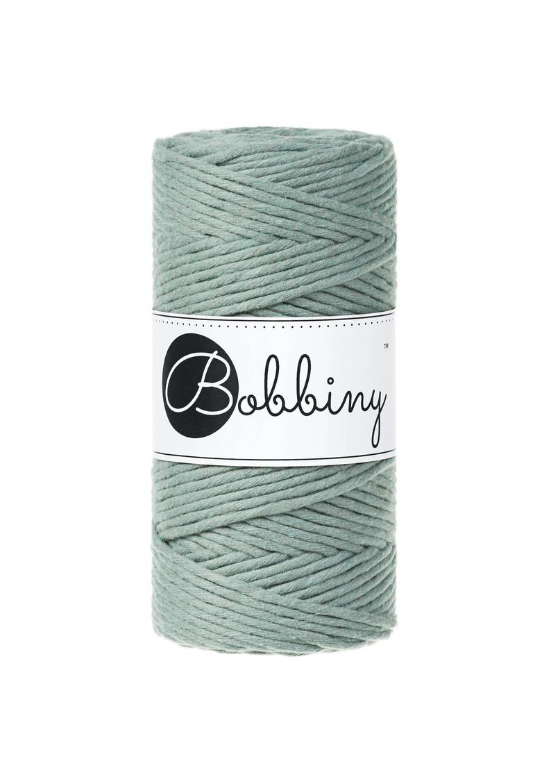 3mm Premium Macrame Cord 108 Yards (100 Meters) – Laurel; Single Twist Macrame String, Cotton Cord, Twisted Macrame Cord In Class Blue Cotton Blend Macrame Trimmed Decorative Window Curtains (View 16 of 20)