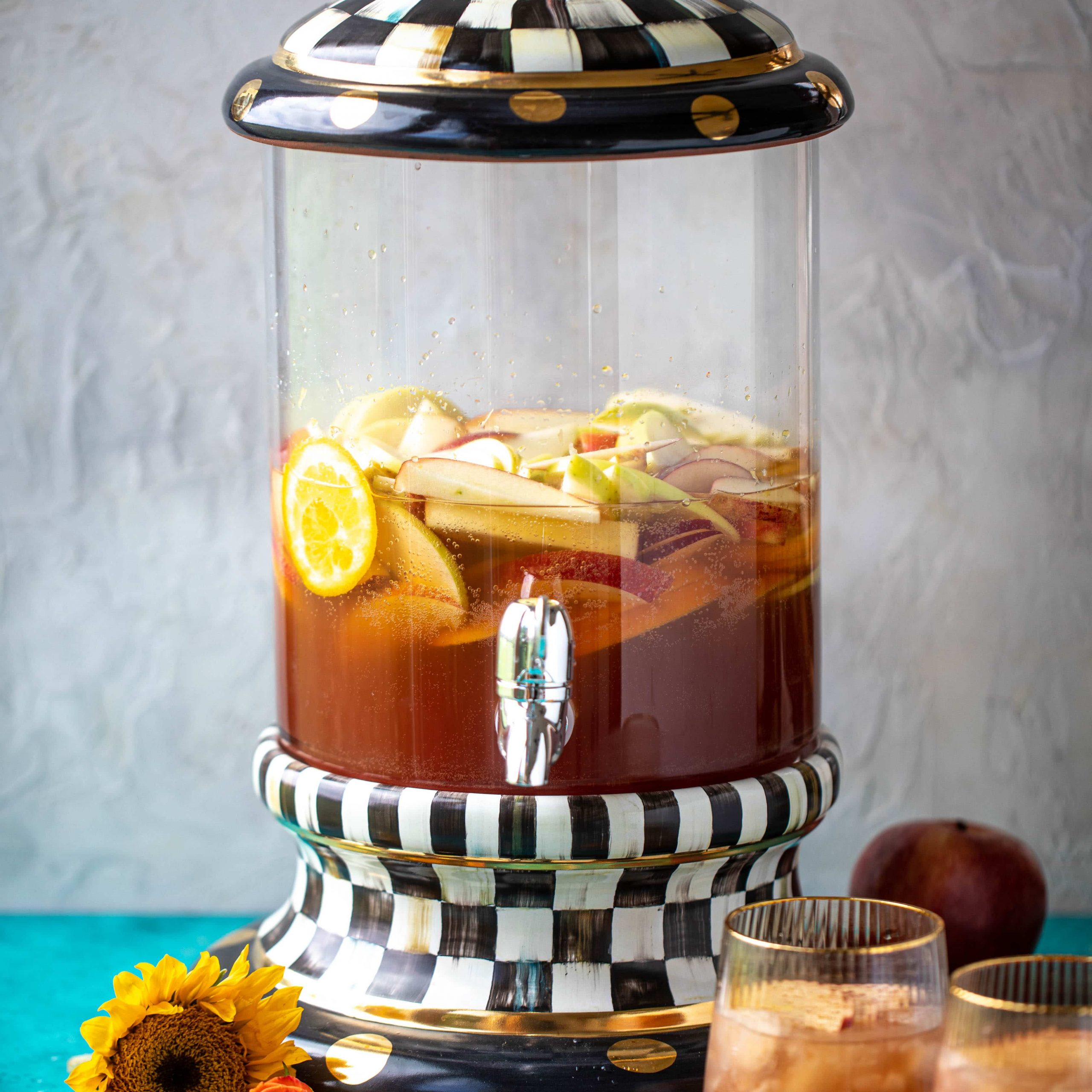 Apple Cider Punch Recipe – Apple Orchard Punch Recipe For Apple Orchard Printed Kitchen Tier Sets (View 18 of 20)