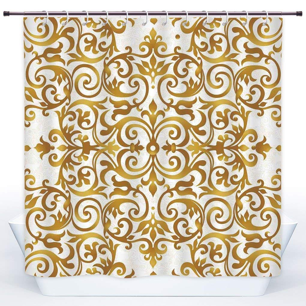 Cheap White Lace Kitchen Curtains, Find White Lace Kitchen For French Vanilla Country Style Curtain Parts With White Daisy Lace Accent (View 18 of 20)