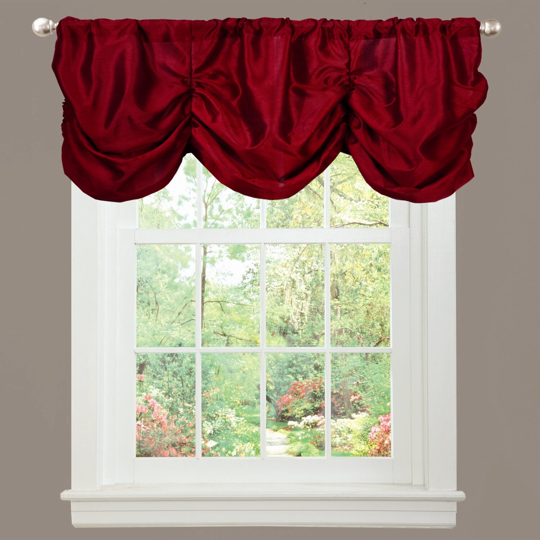 "Craner Light Filtering 42"" Curtain Valance Within Luxury Light Filtering Straight Curtain Valances (View 15 of 20)"