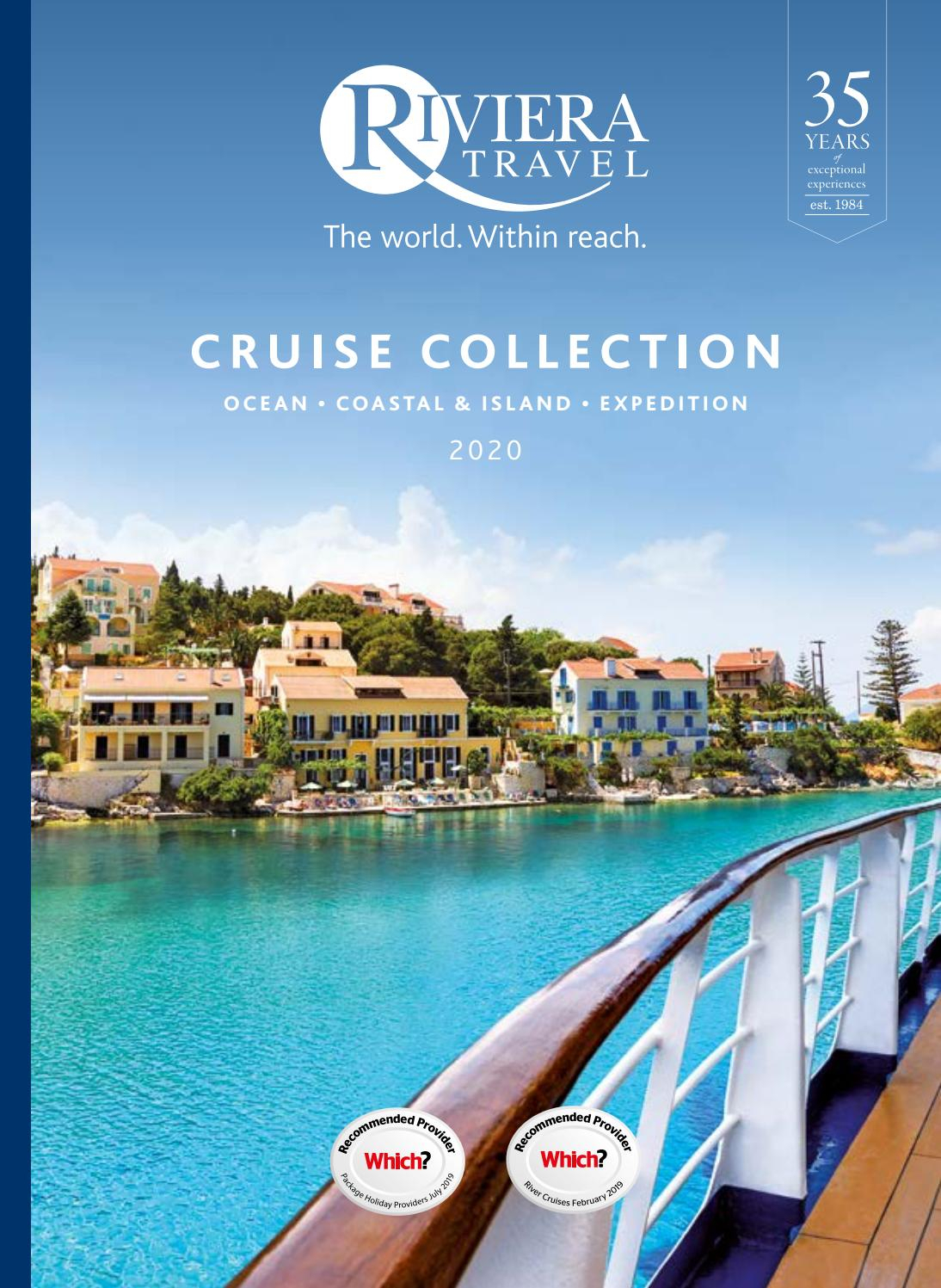 Cruise Collection 2020Riviera Travel – Issuu Pertaining To Seabreeze 36 Inch Tier Pairs In Ocean (View 3 of 20)