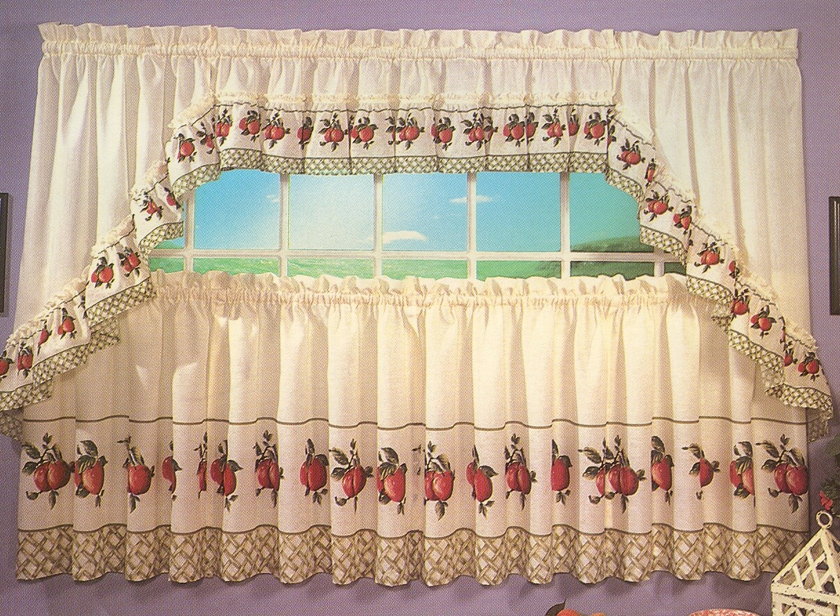 Designer Kitchen Curtains – Thecurtainshop In Classic Kitchen Curtain Sets (View 8 of 20)