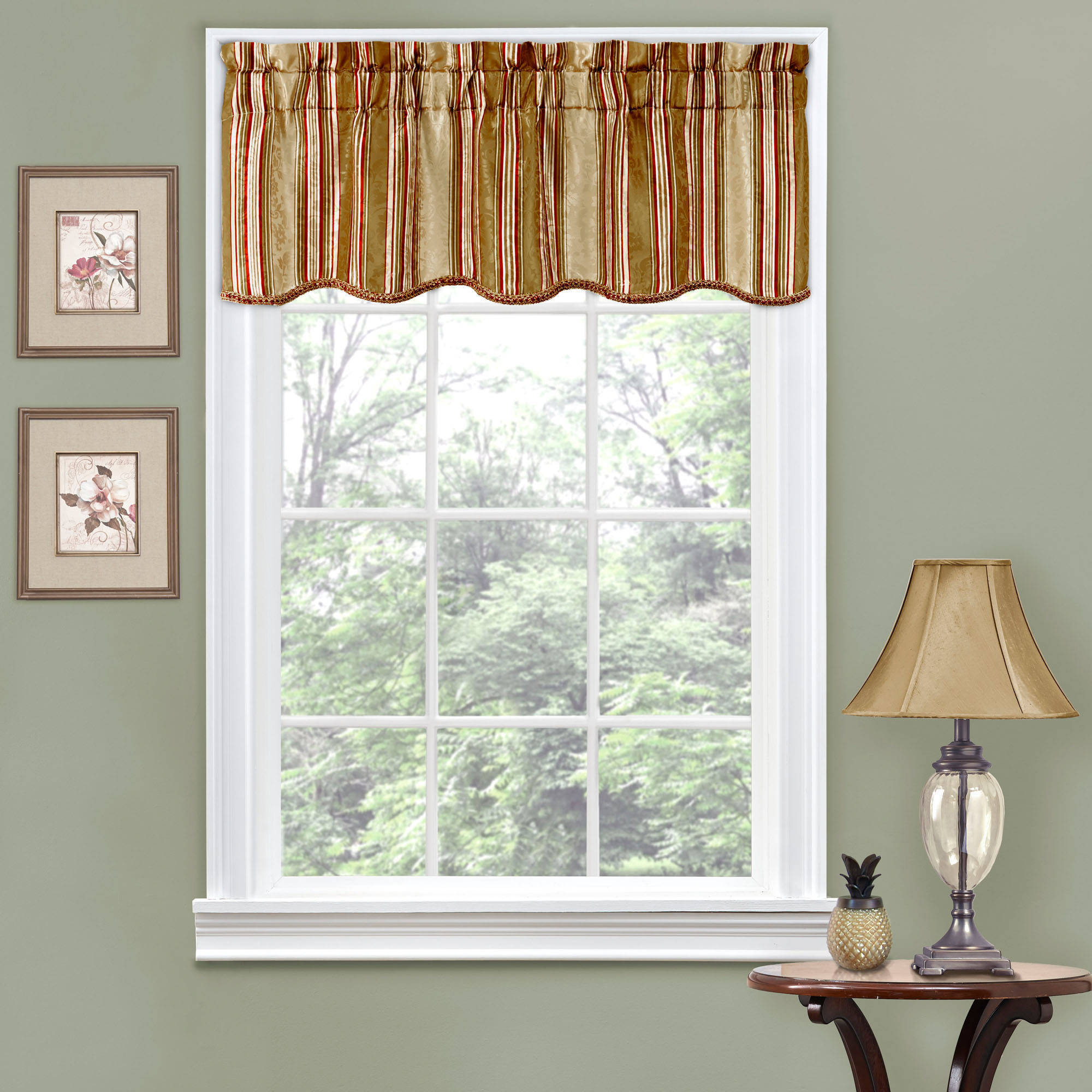 Excellent Kitchen Valance Red Curtains Make Burlap For Throughout Modern Subtle Texture Solid White Kitchen Curtain Parts With Grommets Tier And Valance Options (View 13 of 20)