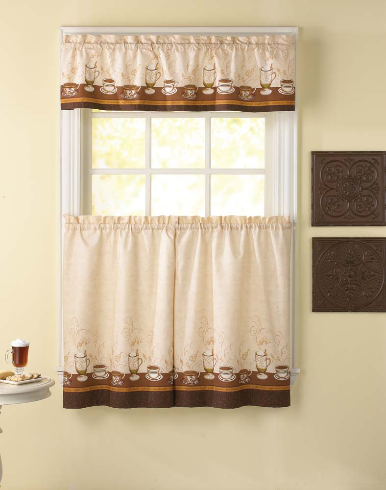 Exciting Types Of Window Treatments For Kitchen Decorating Within Classic Kitchen Curtain Sets (View 11 of 20)
