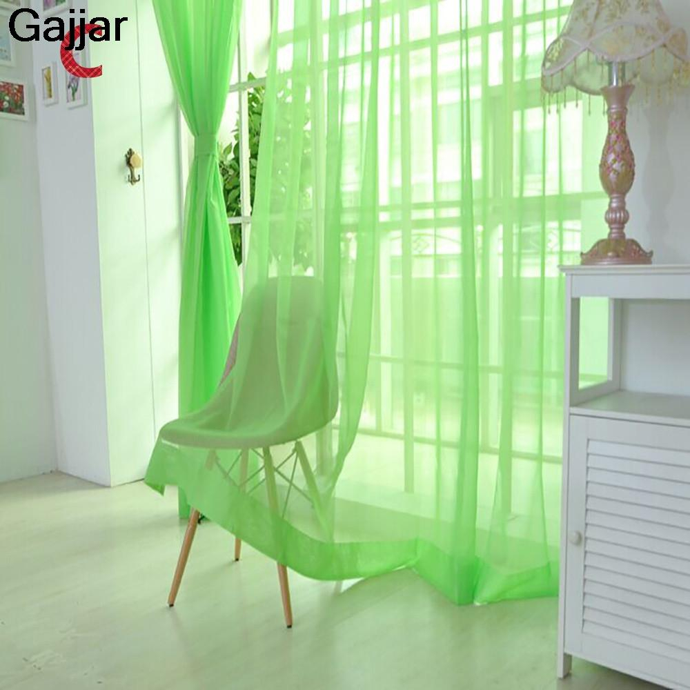 Gajjar Pure Tulle Door Window Curtain Drape Panel Sheer Scarf Valances Micro Transparent Light Weight Gauze Transmission 100x200 Throughout Micro Striped Semi Sheer Window Curtain Pieces (View 8 of 20)