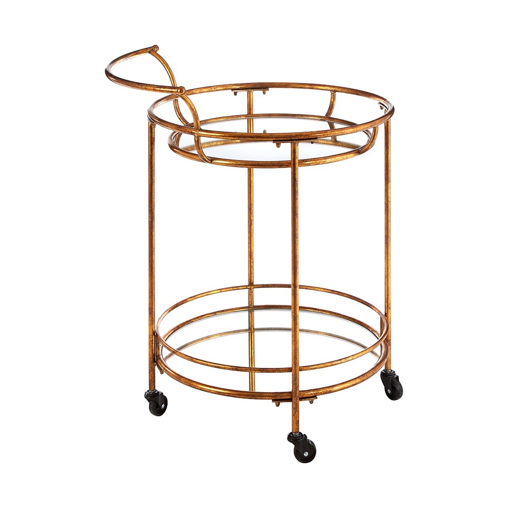 Houseology Collection Oxford 2 Tier Serving Trolley With Luxury Collection Kitchen Tiers (View 15 of 20)
