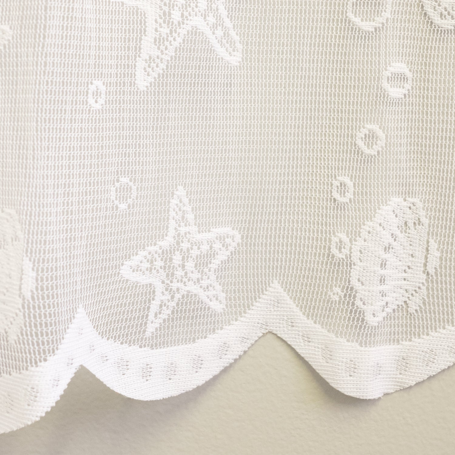 Marine Life Motif Knitted Lace Window Curtain Panel Pertaining To Marine Life Motif Knitted Lace Window Curtain Pieces (View 4 of 20)