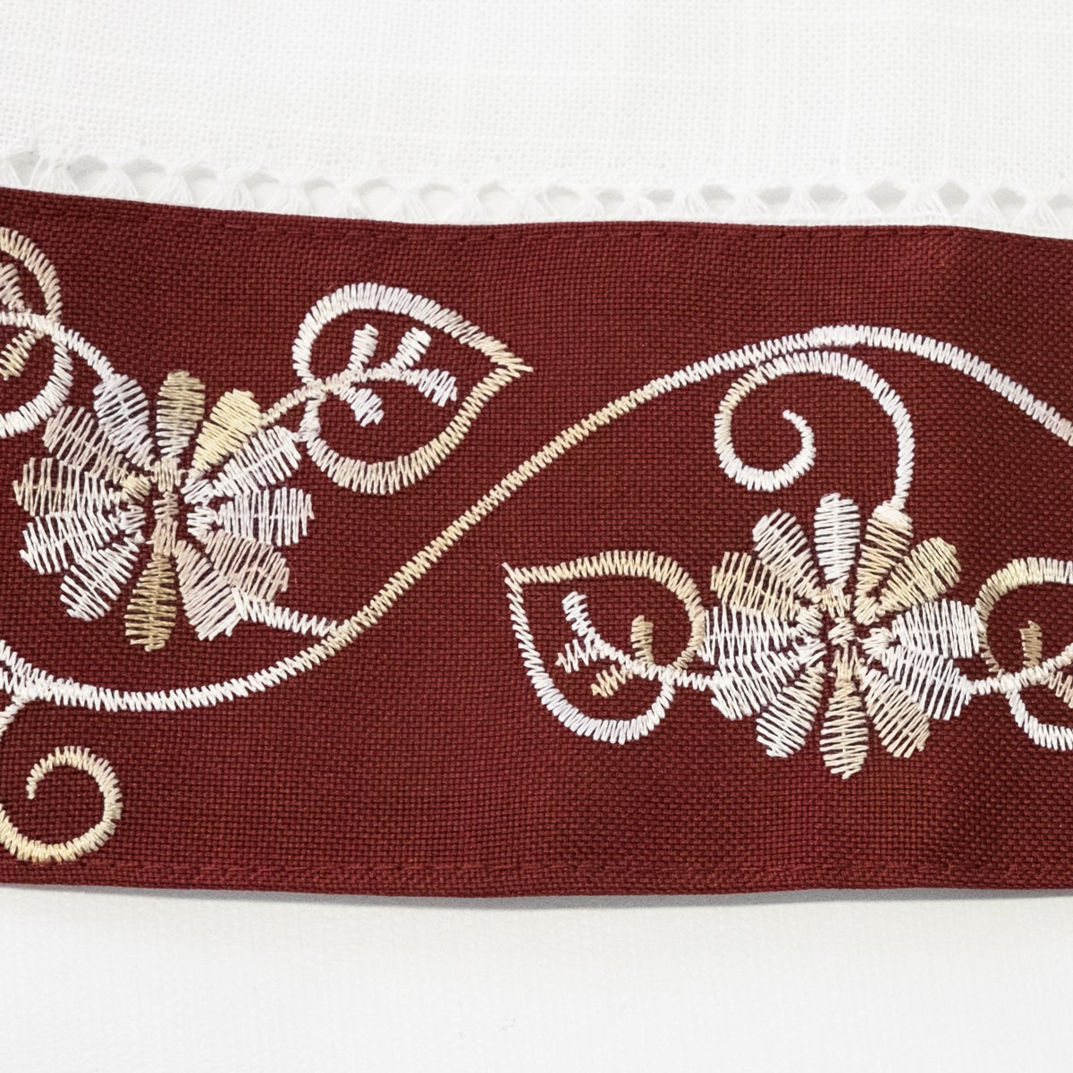 Oakwood Linen Style Decorative Window Curtain Tier Set Pertaining To Oakwood Linen Style Decorative Curtain Tier Sets (View 6 of 20)