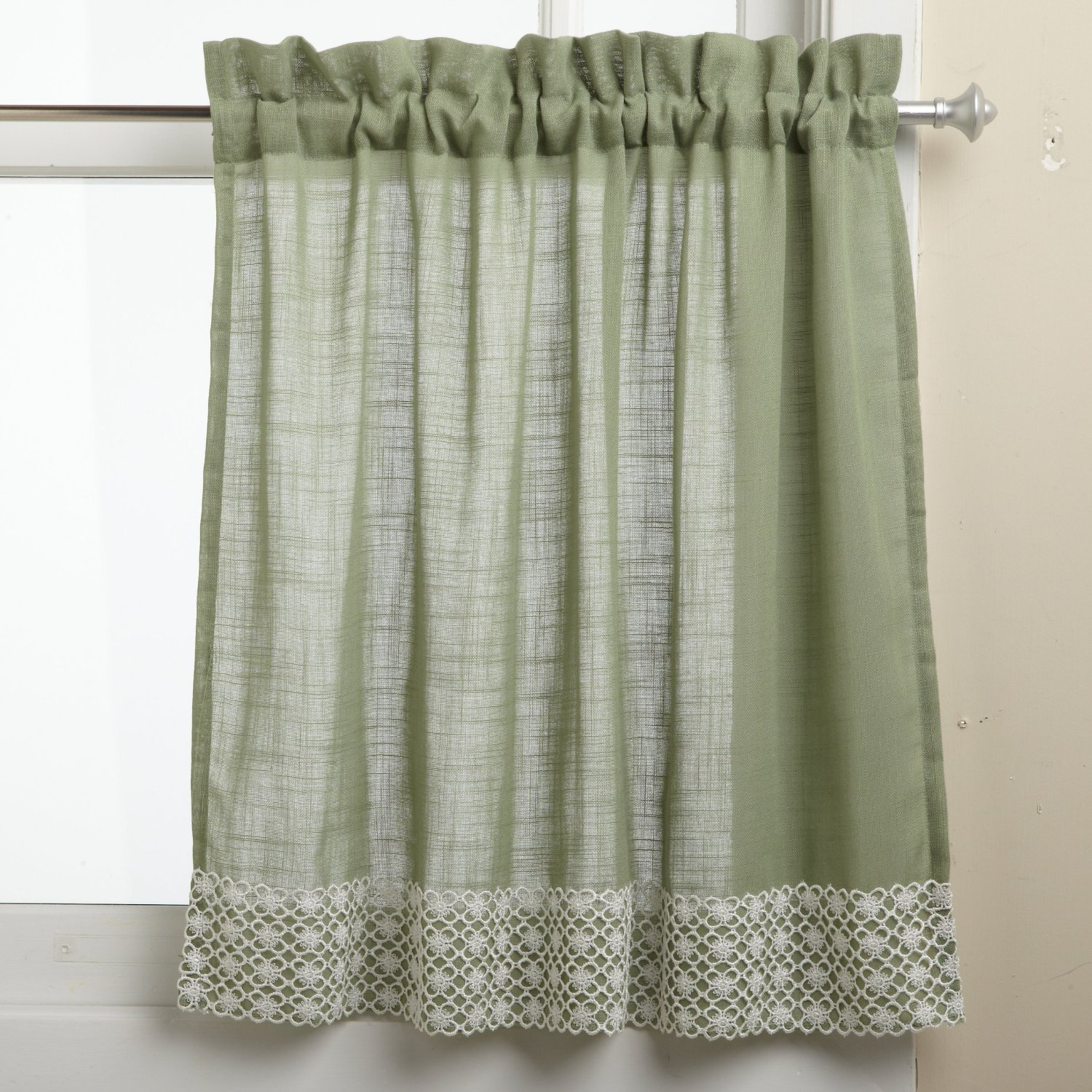 Panels Ch And Irish For Fabric Bathroom Doors Swags Window In Sheer Lace Elongated Kitchen Curtain Tier Pairs (View 16 of 20)