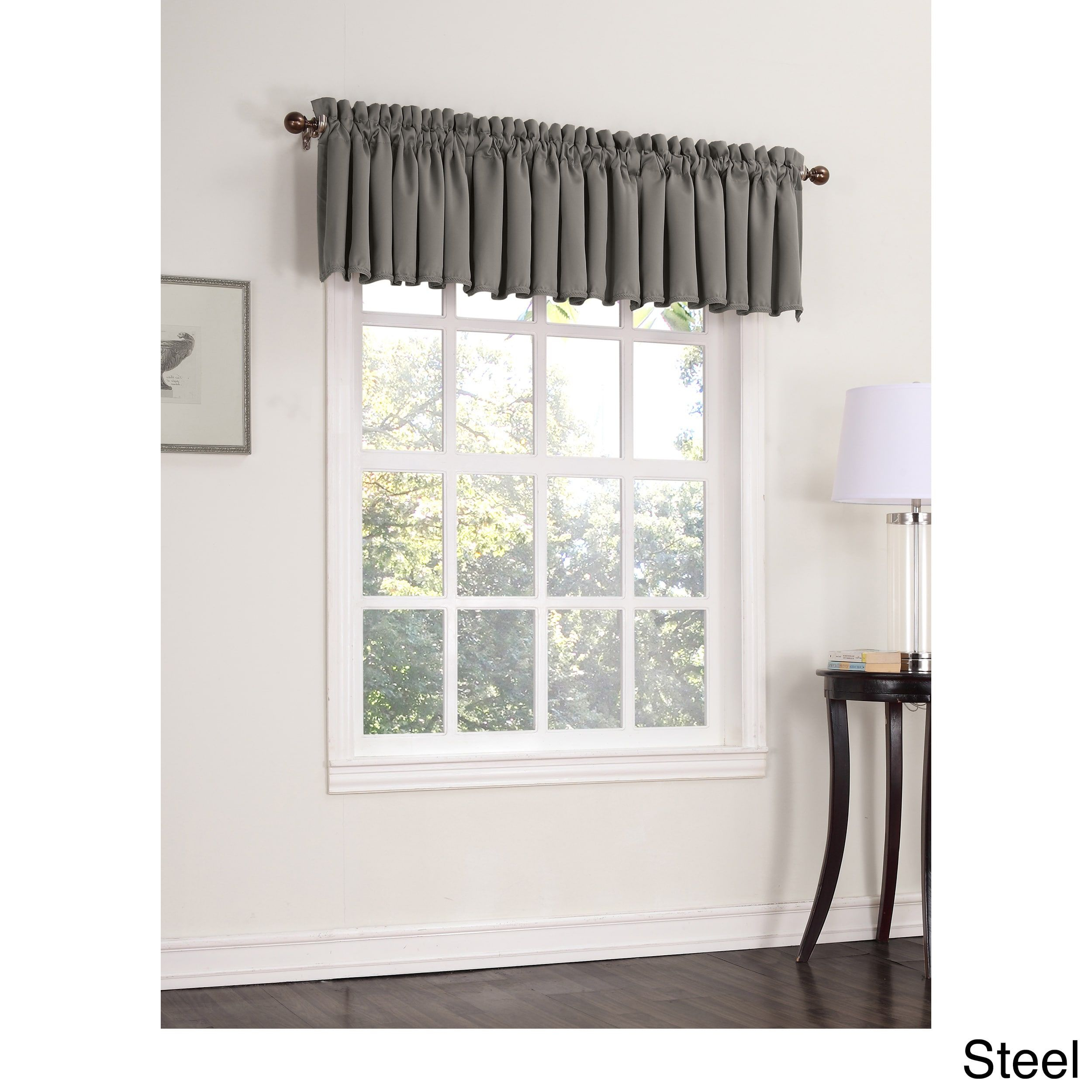 Pin On Products For Luxury Light Filtering Straight Curtain Valances (View 4 of 20)