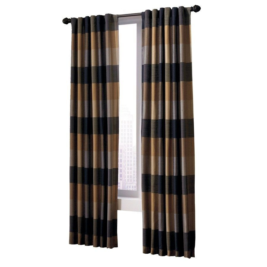 Red Plaid Curtain Panels – Scholam.live With Regard To Class Blue Cotton Blend Macrame Trimmed Decorative Window Curtains (Photo 17 of 20)