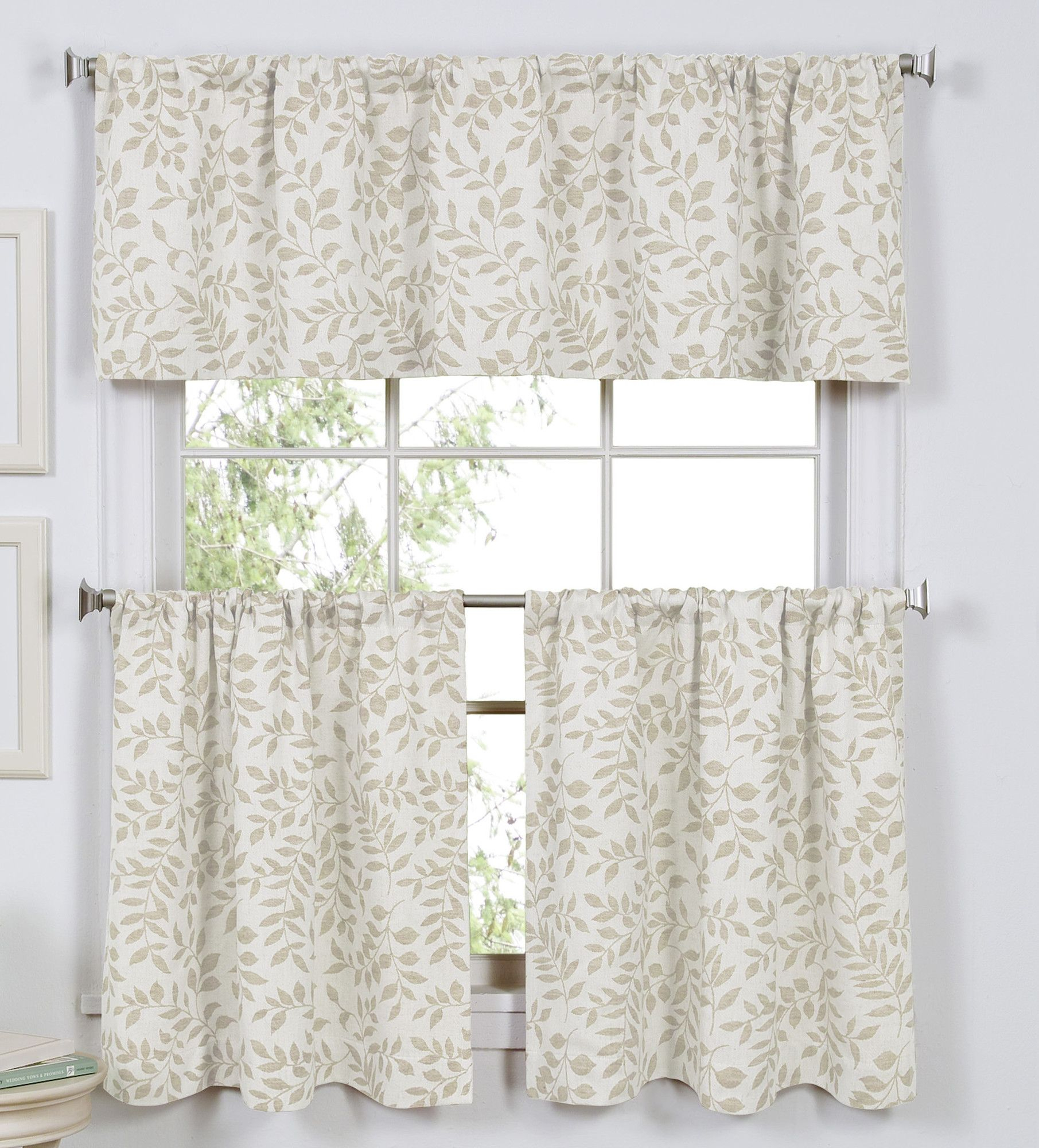 """Serene 60"""" Curtain Valance 