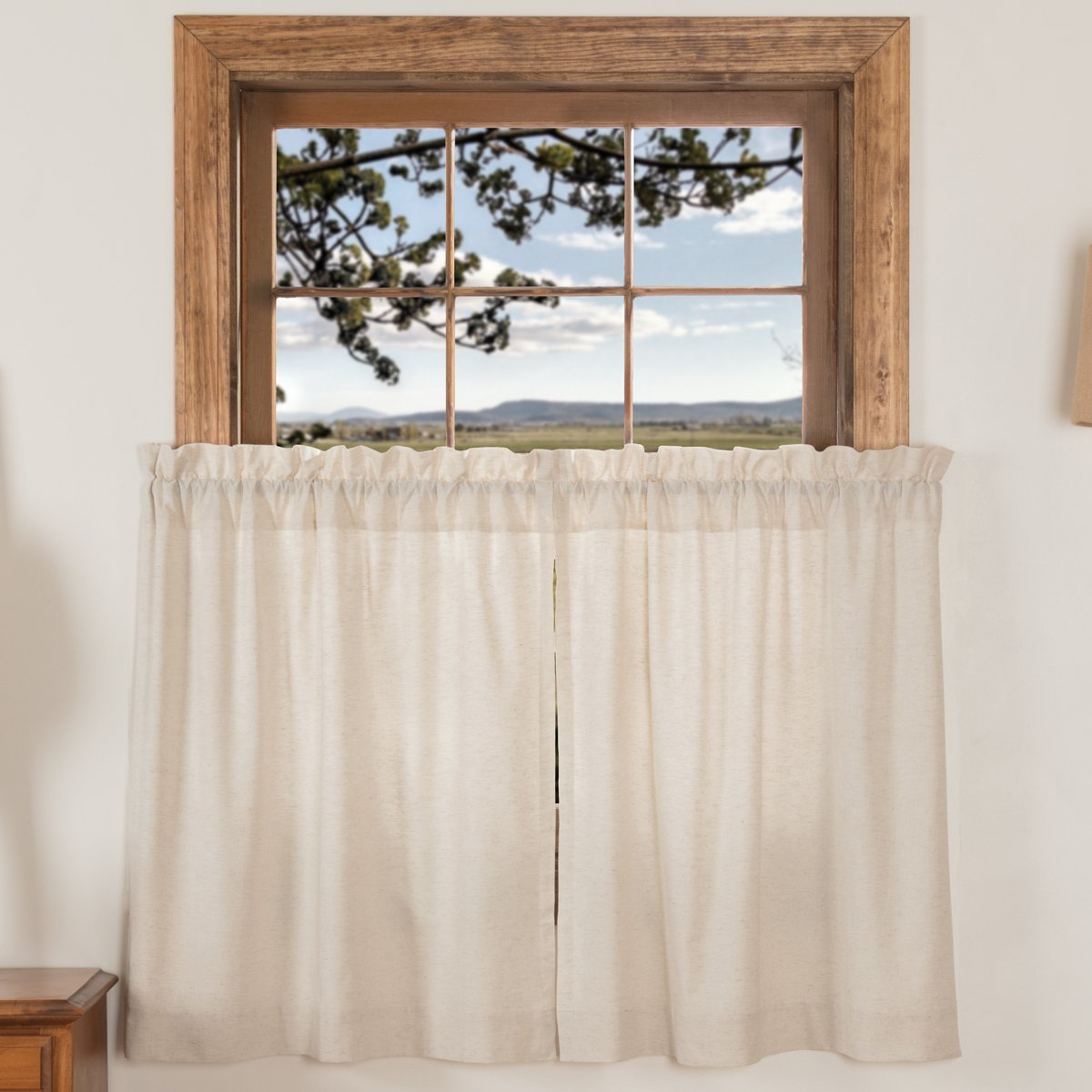 Simple Life Flax Tier Set | Products | French Country In Simple Life Flax Tier Pairs (View 19 of 20)