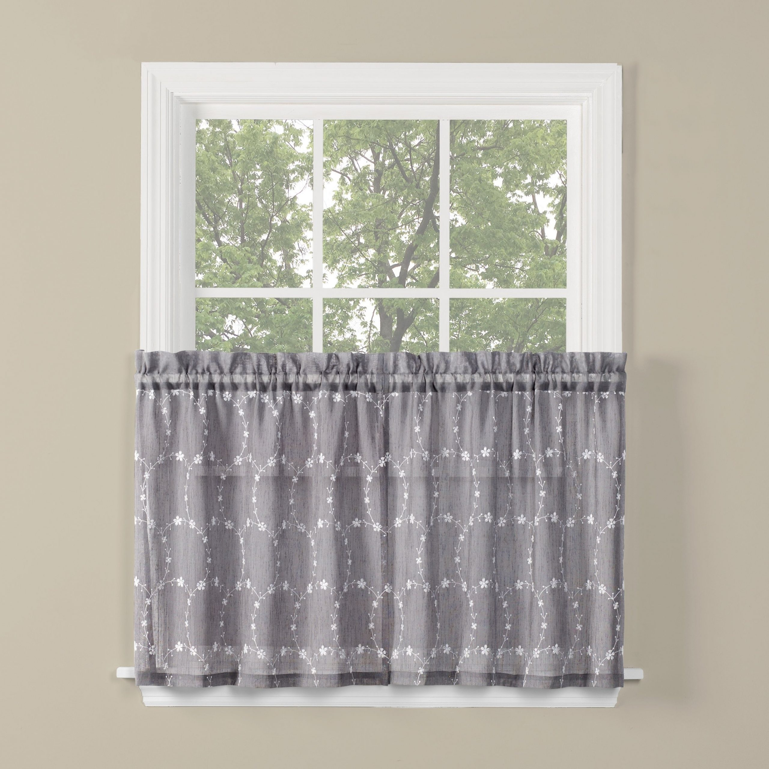 Skl Home Briarwood 24 Inch Tier Pair In Dove Gray Inside Flinders Forge 30 Inch Tiers In Dove Grey (View 4 of 20)