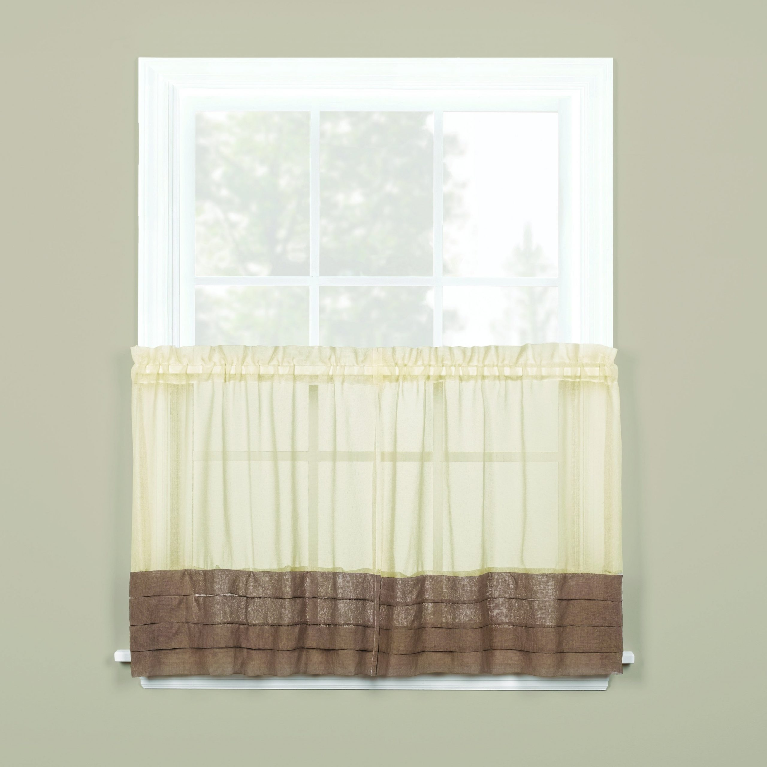 Skl Home Cielo 24 Inch Tier Pair In Brown/cream Within Touch Of Spring 24 Inch Tier Pairs (View 6 of 20)